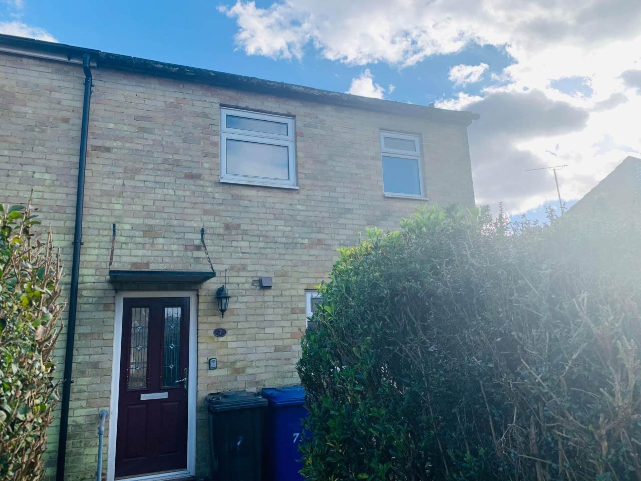 3 bed house to rent, CB9