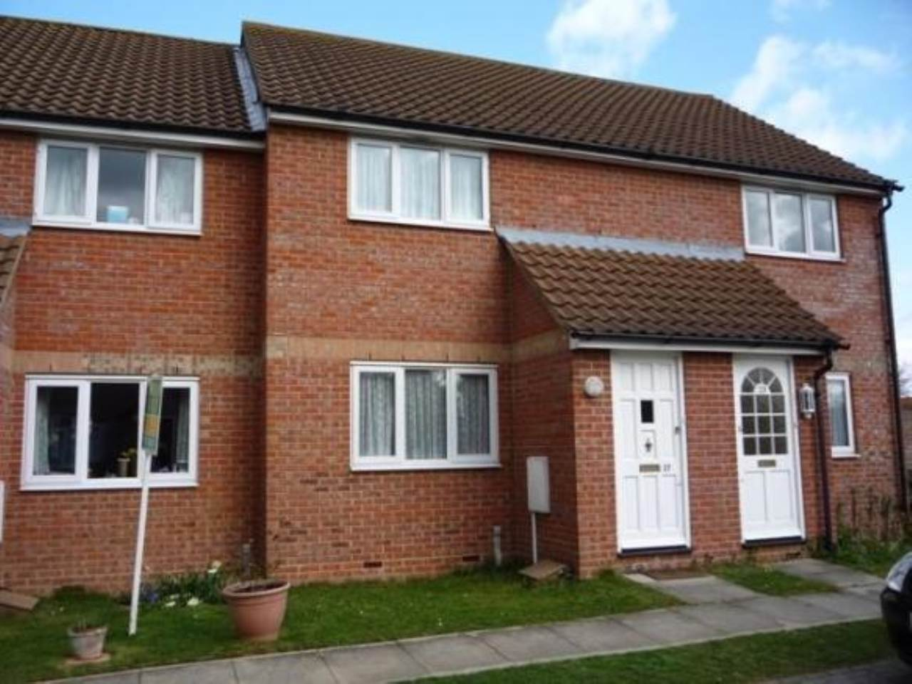 2 bed house to rent in Sudbury, CO10