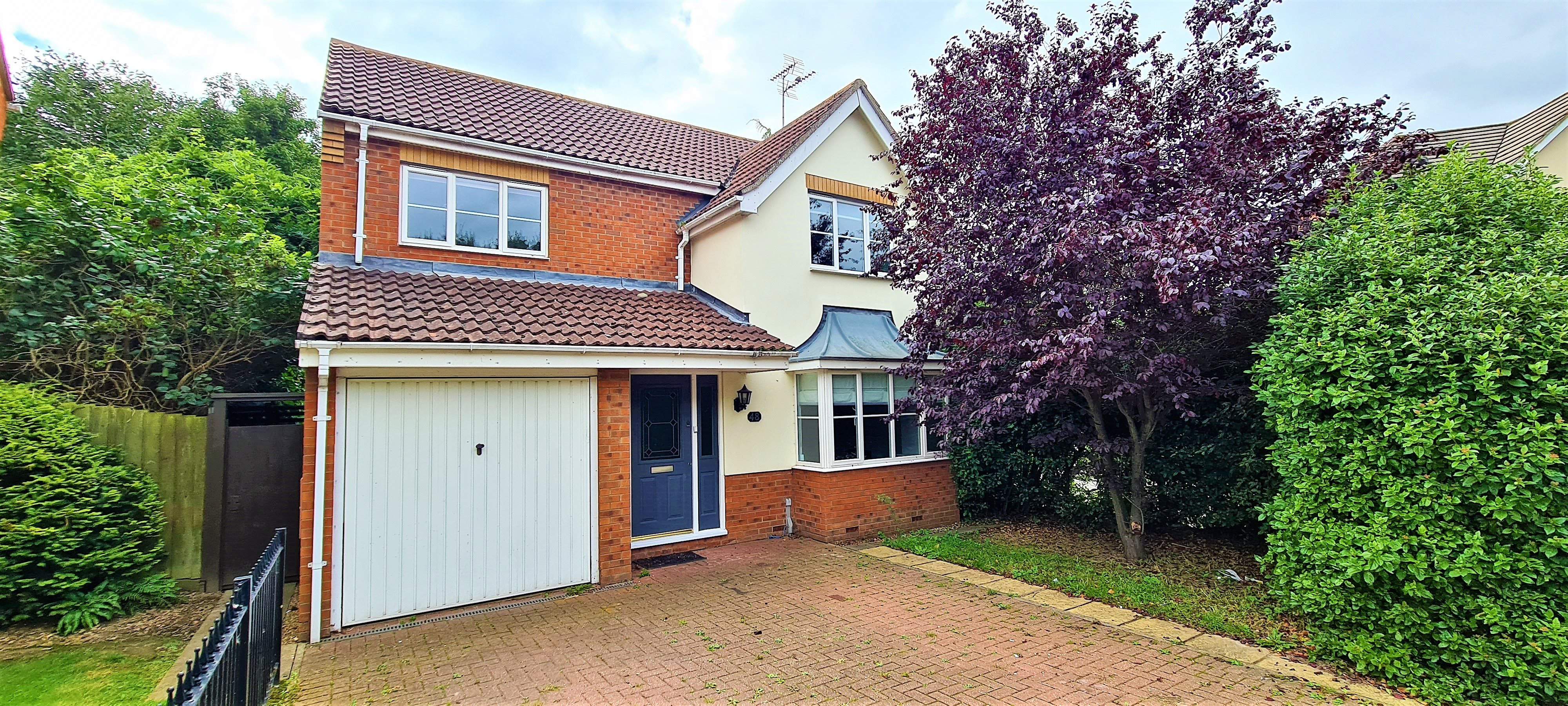 4 bed house to rent in Waterson Vale, Chelmsford - Property Image 1