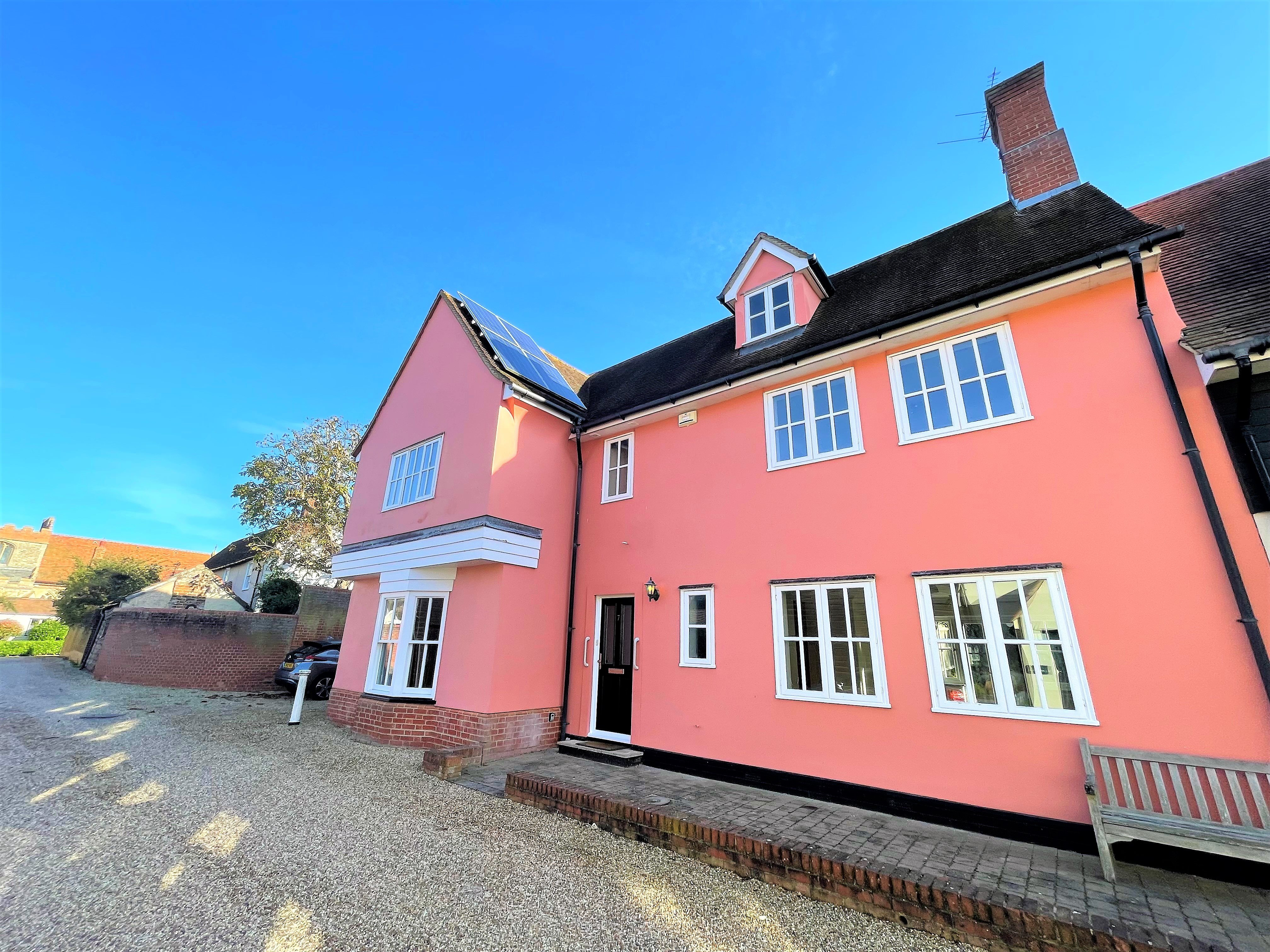 4 bed semi-detached house to rent in Stebbing, Dunmow, CM6