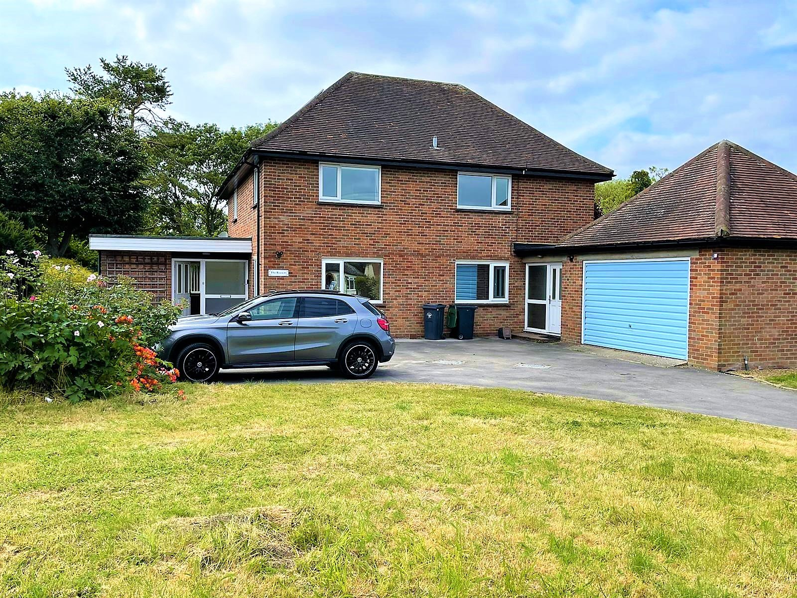 4 bed detached house to rent in The Rectory Parsonage Road, Takeley, CM22