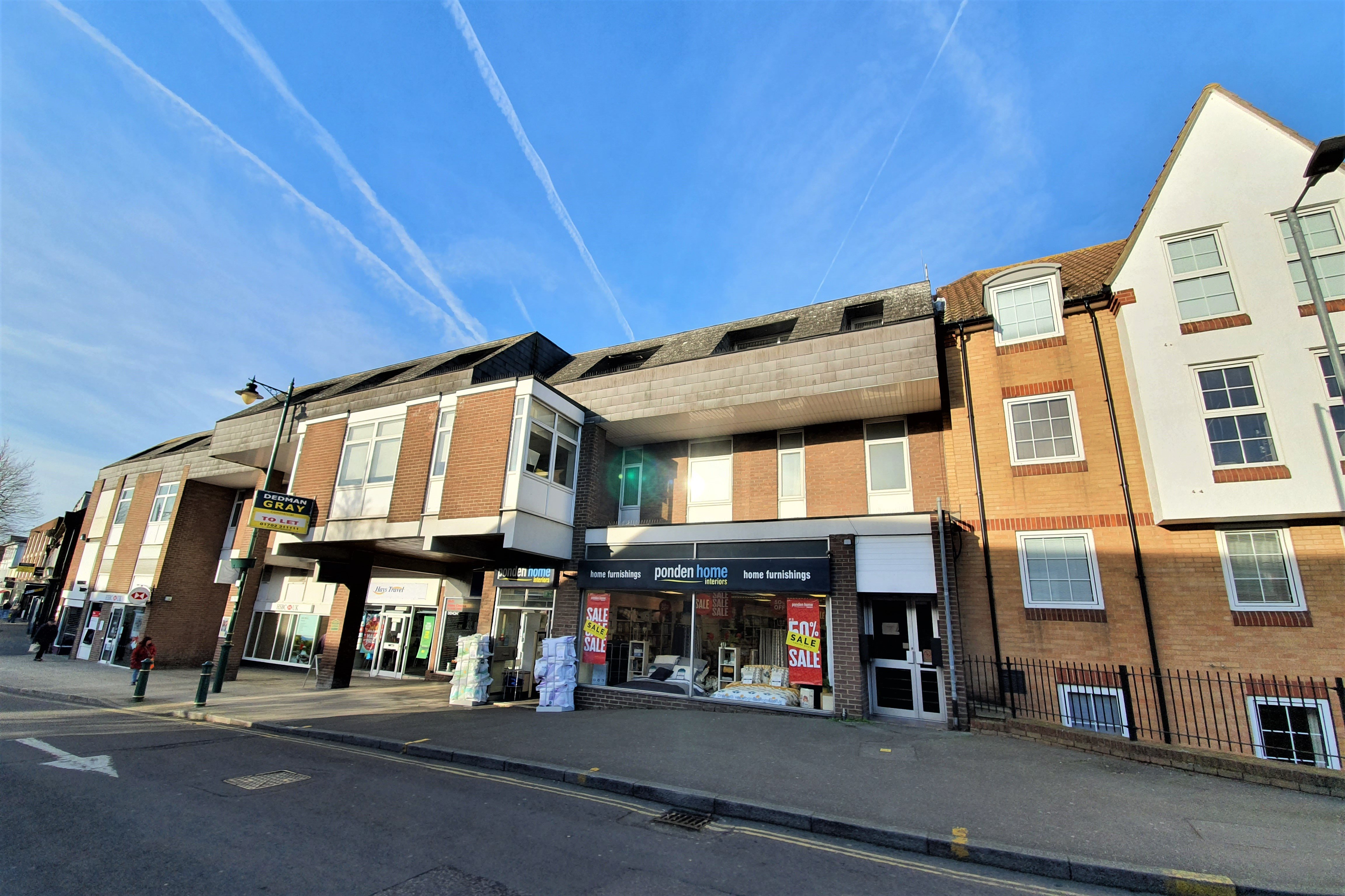 1 bed flat for sale in 44-50 High Street, Rayleigh, SS6
