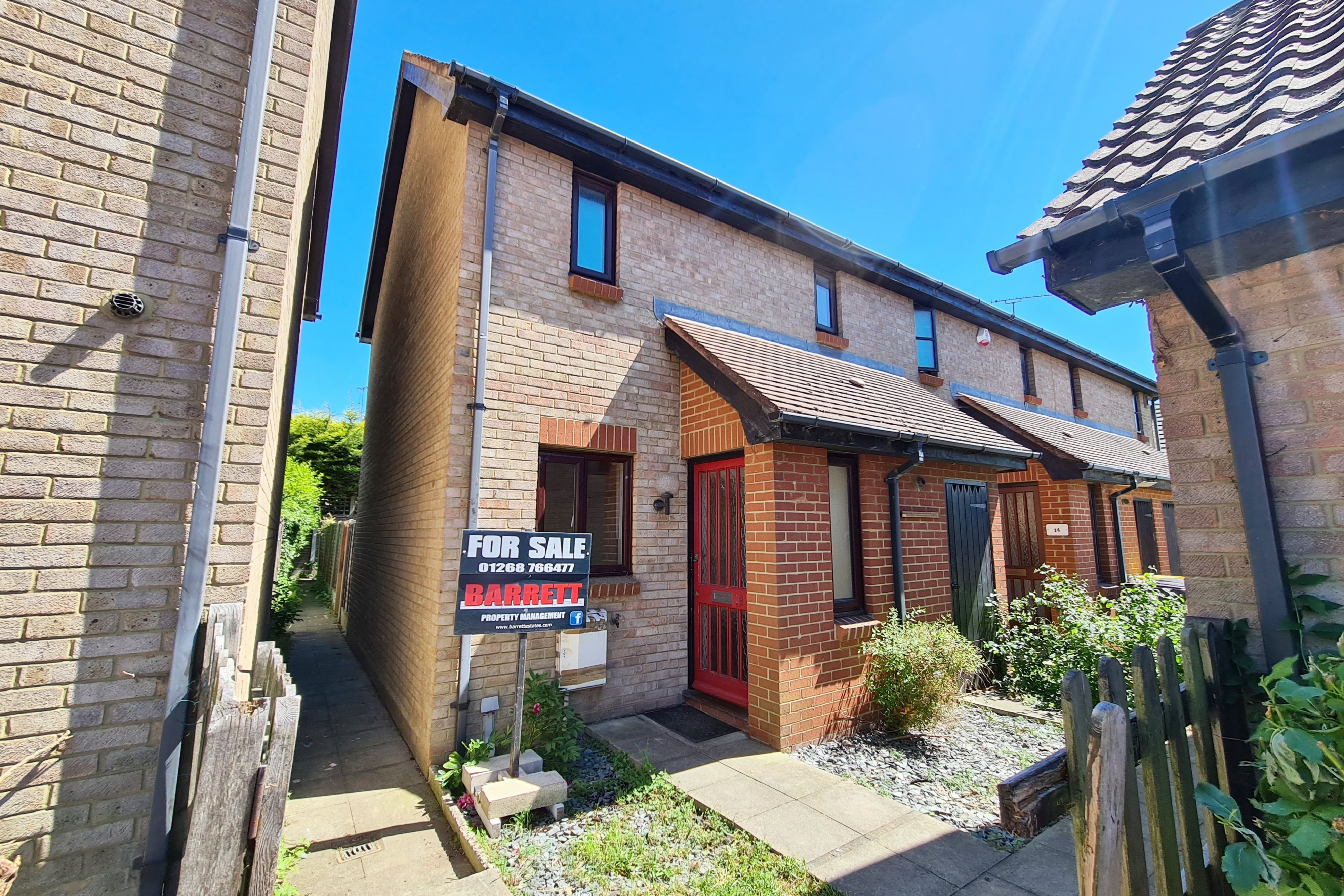 2 bed house for sale in Bristol Close, Rayleigh, SS6