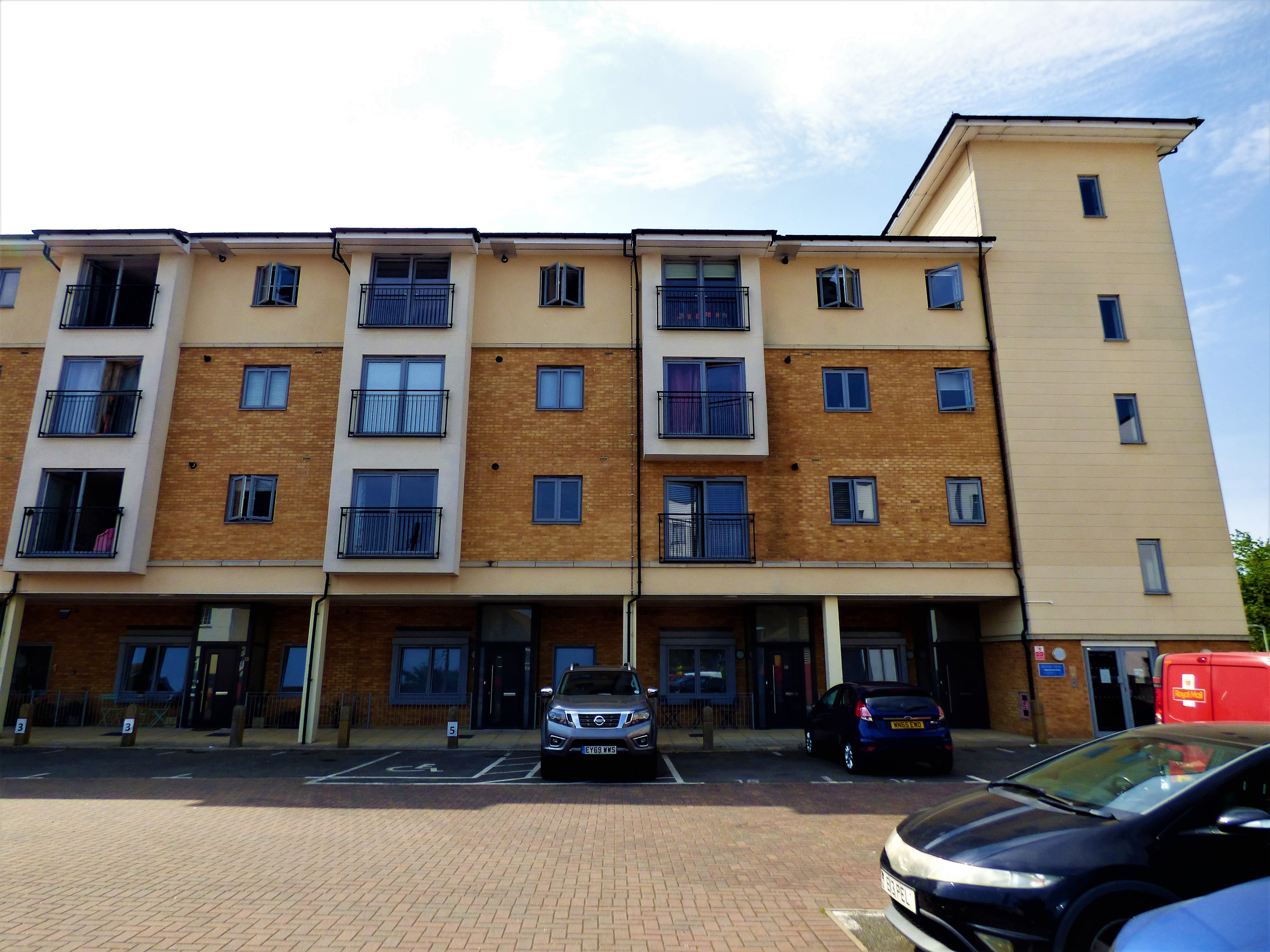 1 bed flat for sale in Riverview, Wickord 6