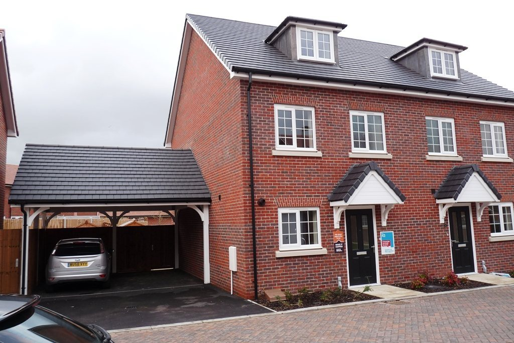 4 bed semi-detached house for sale in Penrith Crescent, Station Avenue  - Property Image 1