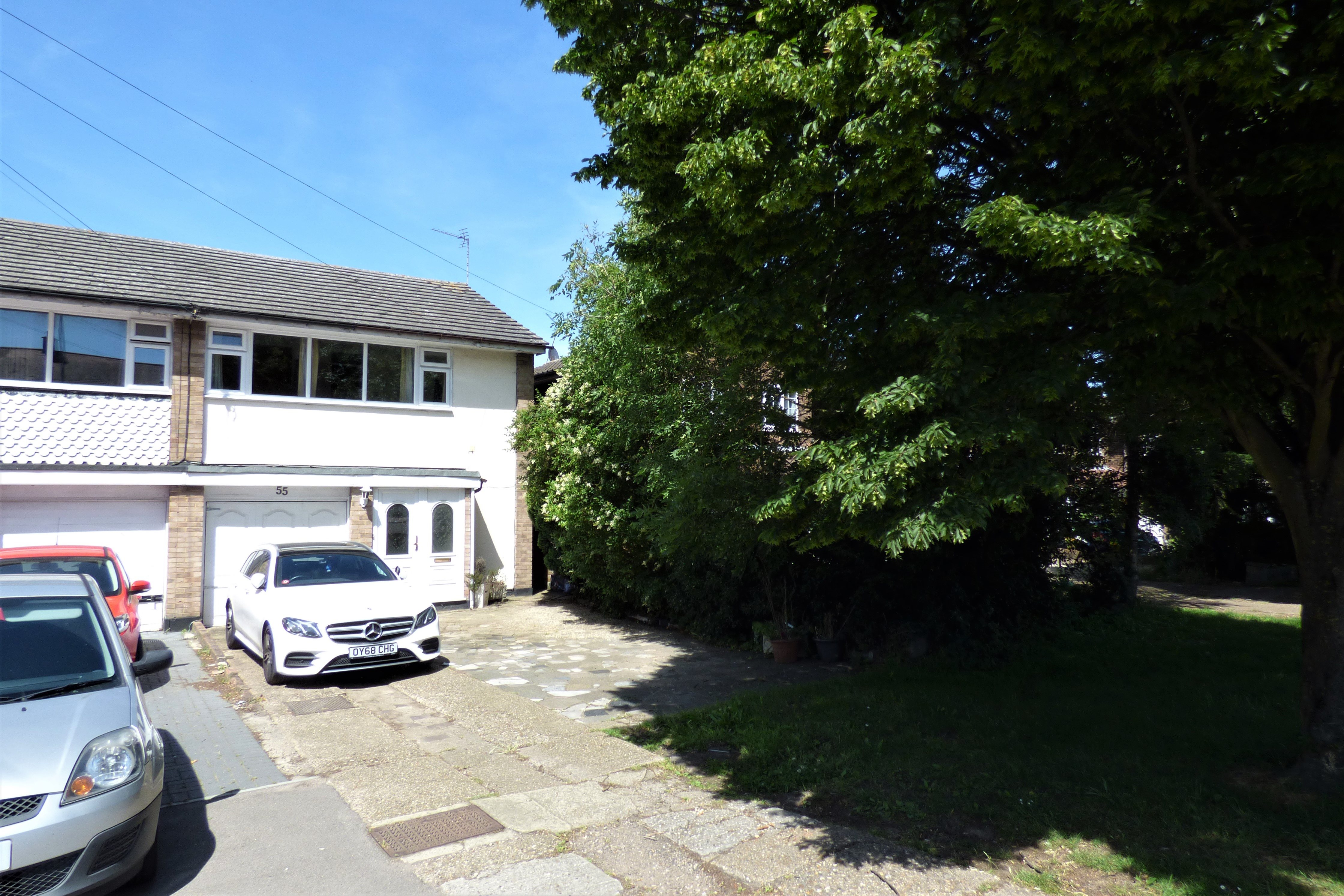 3 bed semi-detached house for sale in London Road, Benfleet  - Property Image 1