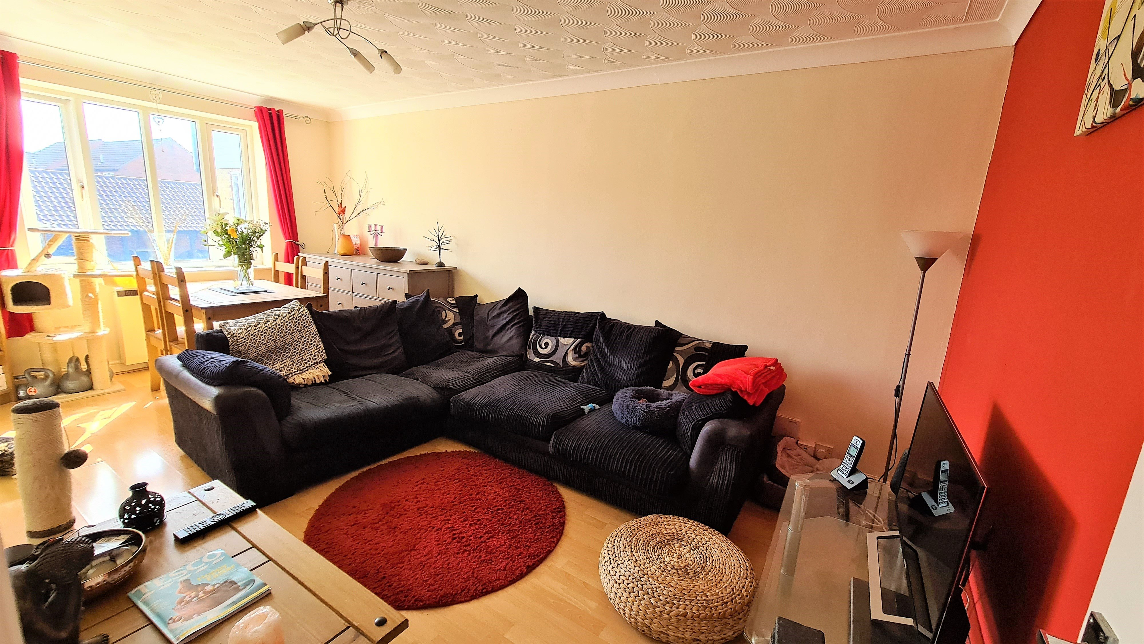 2 bed flat for sale in Vincent Lodge, Benbow Drive 1