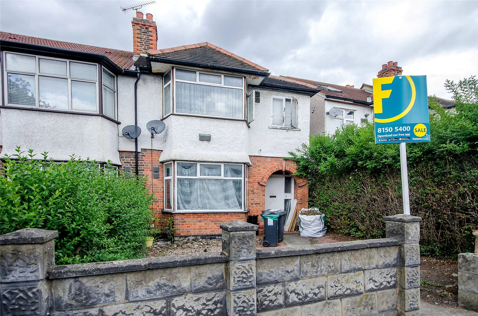 3 bed house for sale in Streatham - Property Image 1