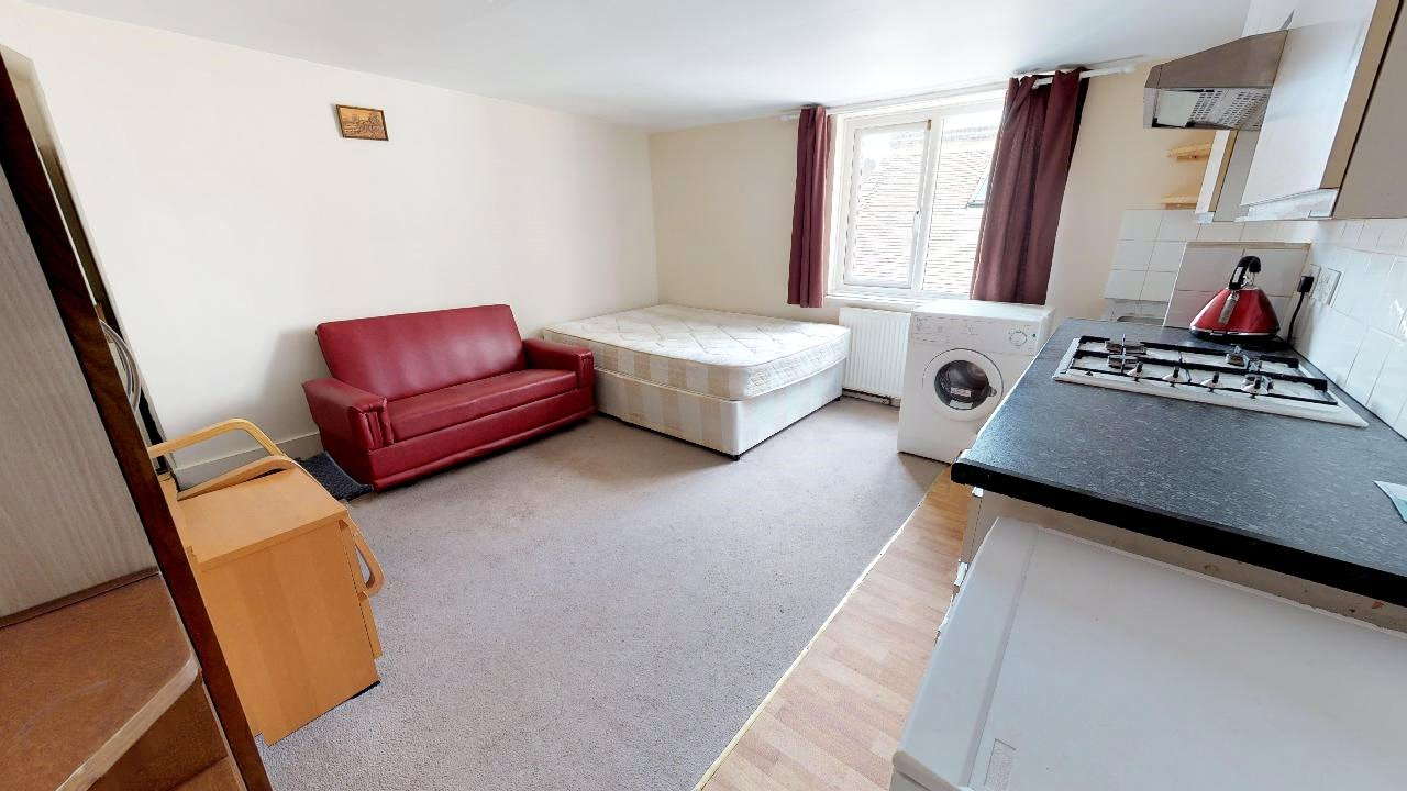 1 bed flat for sale in London 1