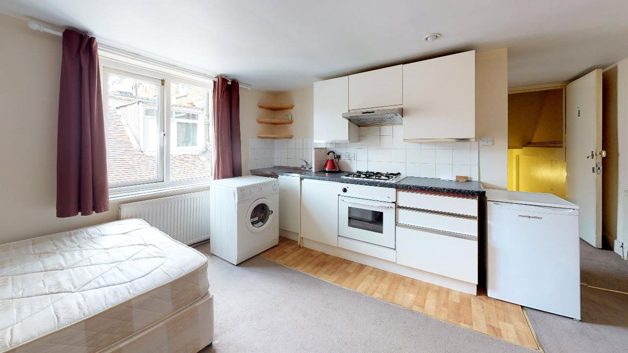 1 bed flat for sale in London 2