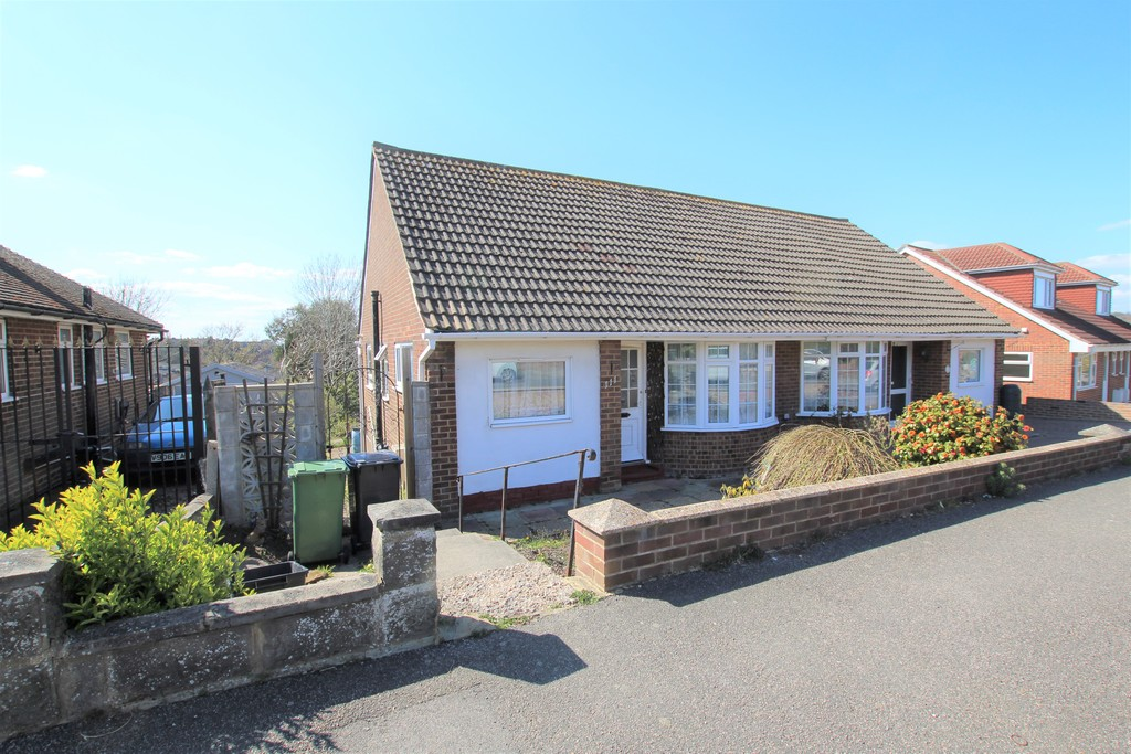 A two bedroom semi-detached bungalow with front and rear gardens, situated in this popular residential area. The property has been newly decorated throughout with a modern fitted kitchen and benefits from having gas central heating and double glazing.Comprising: Lounge, kitchen with built-in oven/hob, bathroom with bath, shower/mixer and a seperate w.c., two bedrooms, front & rear gardens and sun-room.Terms: Holding deposit (part of first month's rent): £215.00 Rent: £950.00 Deposit: £950.00 Minimum annual income: £28,500.00