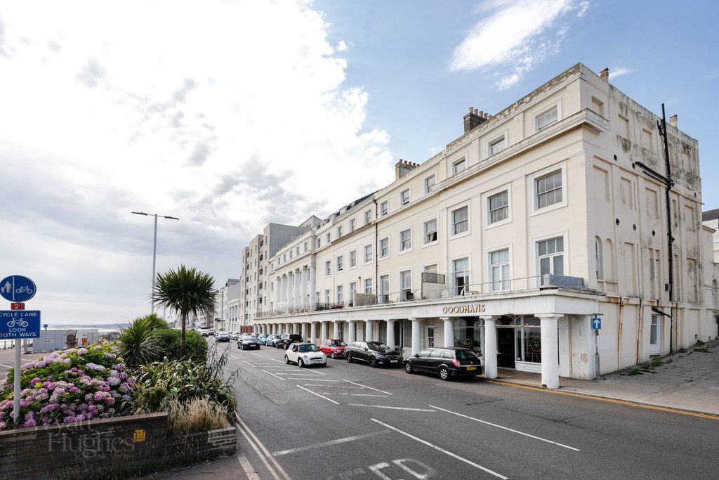 You will love the stunning SEA VIEWS this ONE BEDROOM third floor apartment has to offer, located within the Colonnade on St Leonards Seafront.The apartment itself provides open plan living with the kitchen/living room situated at the front of the building providing panoramic views over the English Channel. You also have a double bedroom located to the front of the property and a modern fitted bathroom with shower.Ideally located on St Leonards seafront you are within easy reach of the numerous independent shops, restaurants and coffee shops that St Leonards has to offer as well as the mainline railway station with direct links to London.Terms: Holding deposit (part of first month's rent): £150.00 Rent: £650.00 Deposit: £650.00 Minimum annual income: £19,500.00