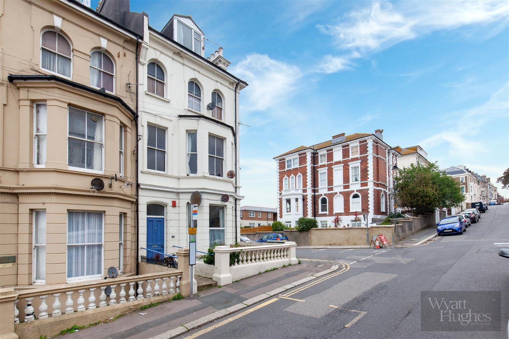 2 bed flat for sale in Church Road, St. Leonards-On-Sea  - Property Image 1