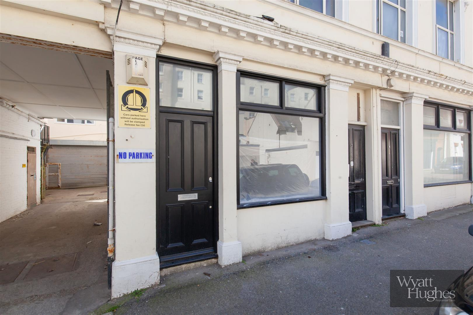 2 bed maisonette for sale in Western Road, St. Leonards-On-Sea  - Property Image 1