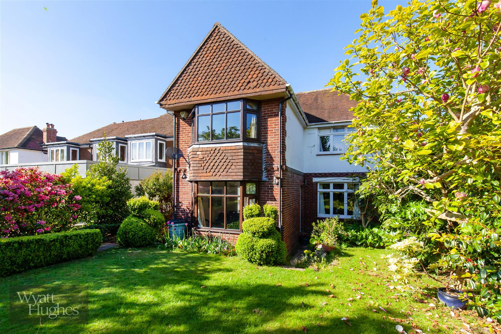 4 bed detached house for sale in Ponswood Road, St. Leonards-On-Sea, TN38