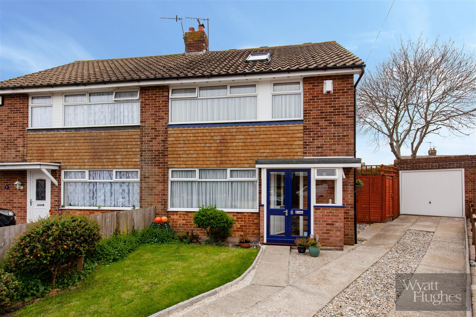 3 bed semi-detached house for sale in Angela Close, Bexhill-On-Sea, TN40