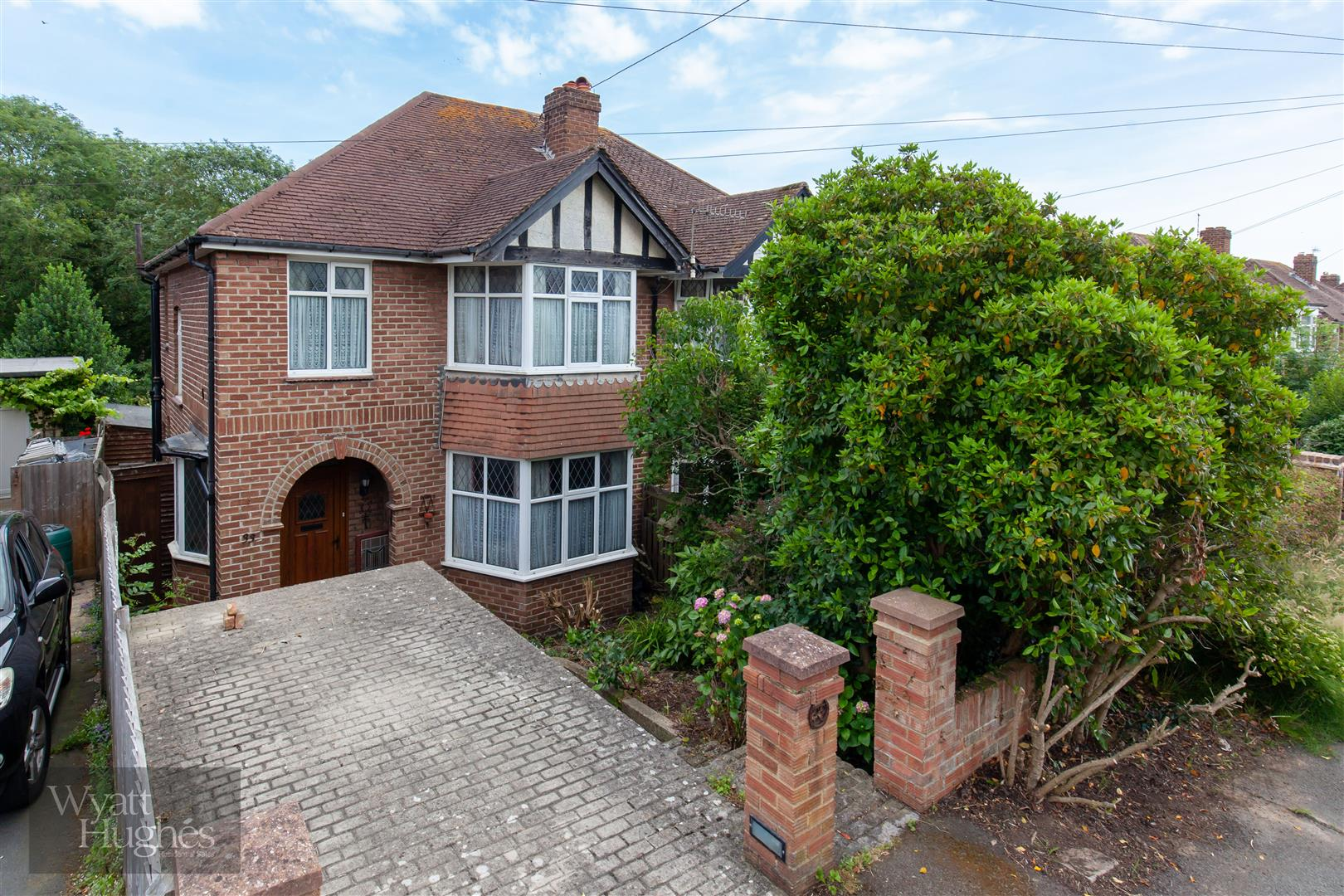 3 bed semi-detached house for sale in King Edward Avenue, Hastings  - Property Image 8