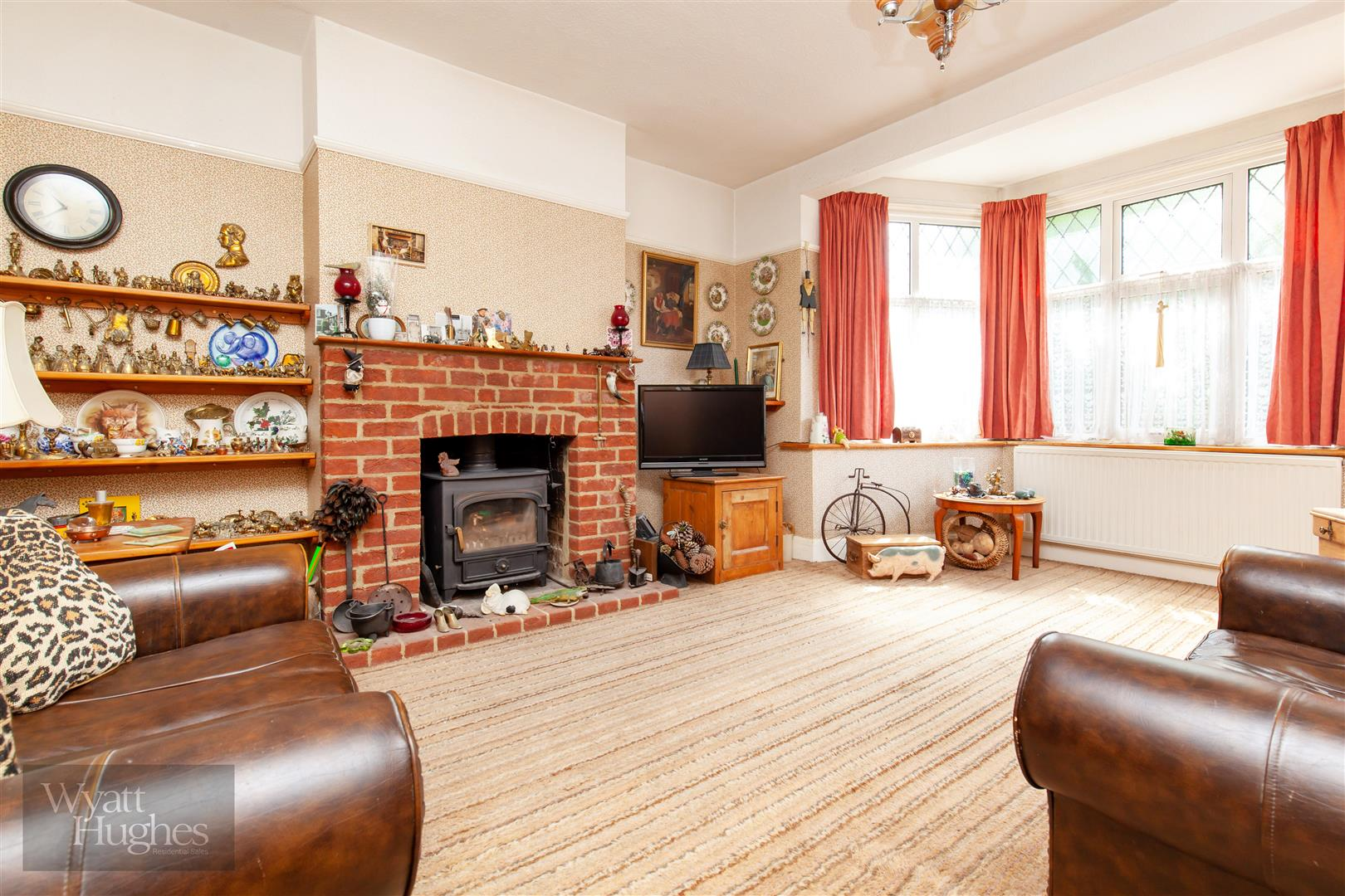 3 bed semi-detached house for sale in King Edward Avenue, Hastings 9