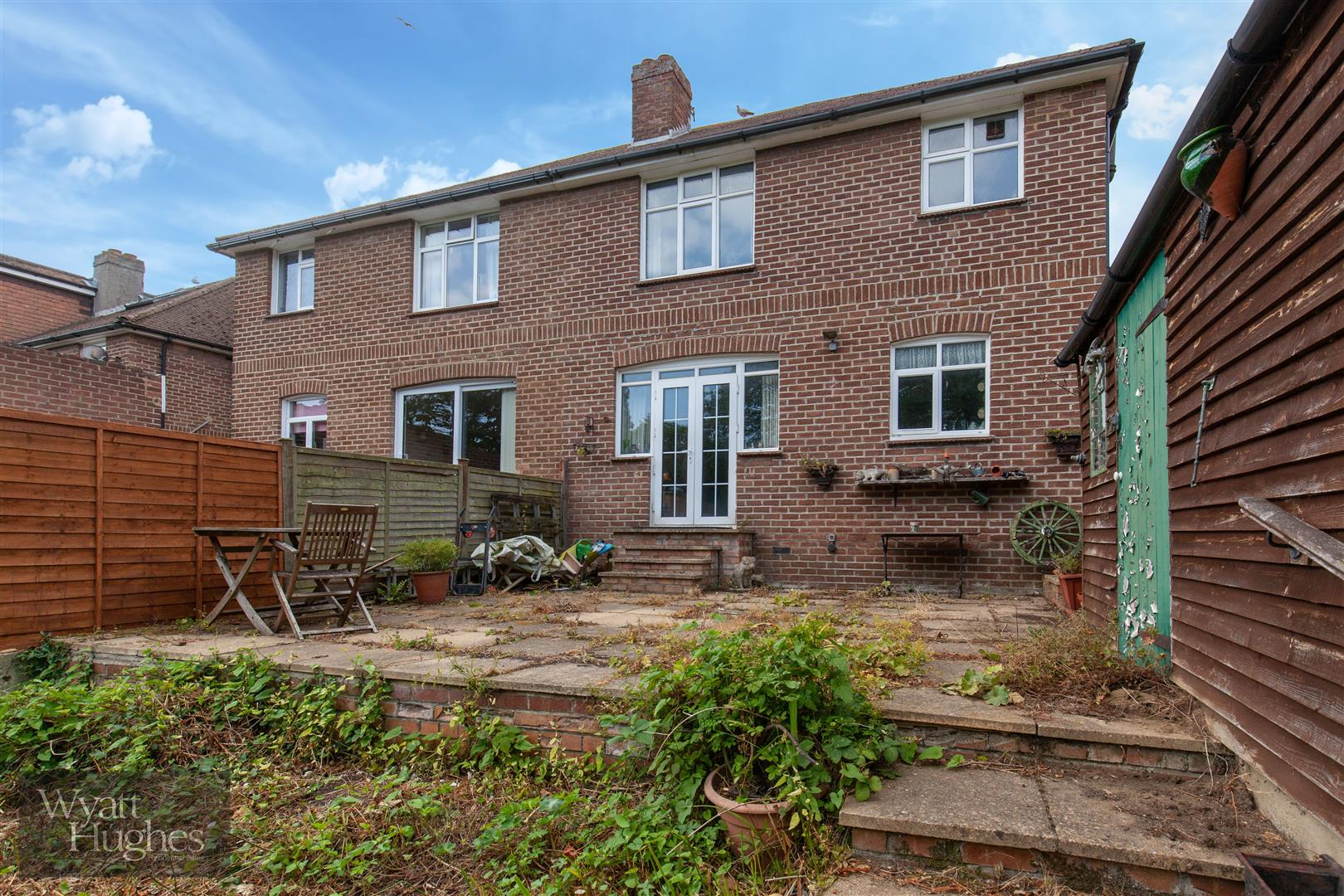 3 bed semi-detached house for sale in King Edward Avenue, Hastings 19