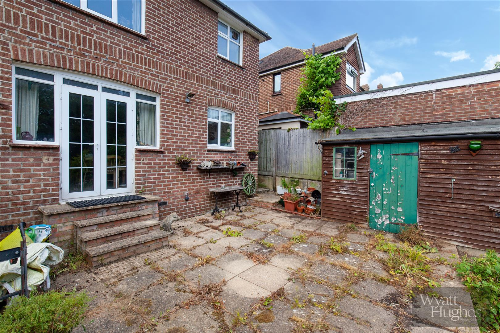 3 bed semi-detached house for sale in King Edward Avenue, Hastings 17