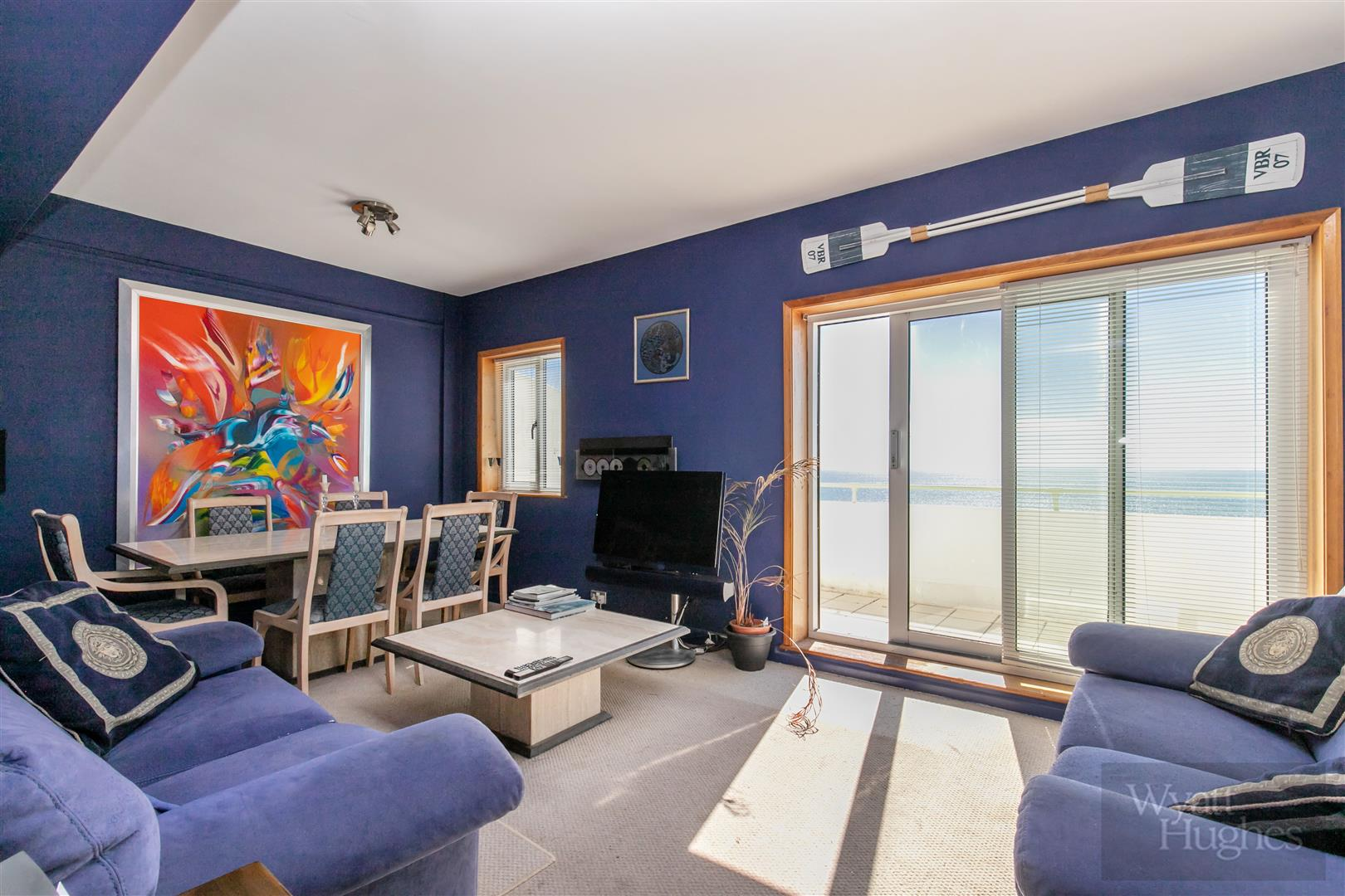 2 bed penthouse for sale in Marine Court, St. Leonards-On-Sea  - Property Image 2
