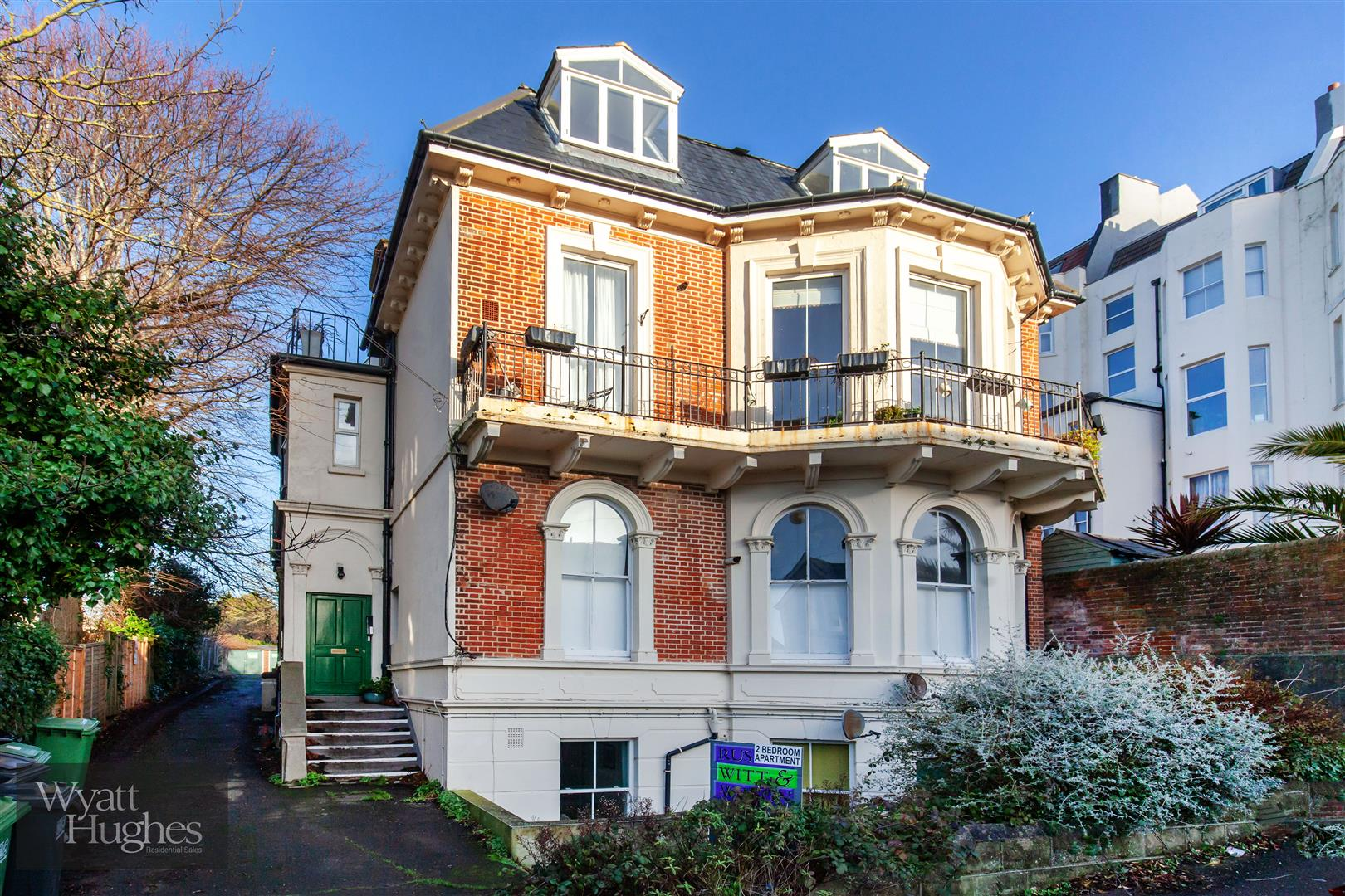 3 bed apartment for sale in Ellenslea Road, St. Leonards-On-Sea  - Property Image 1
