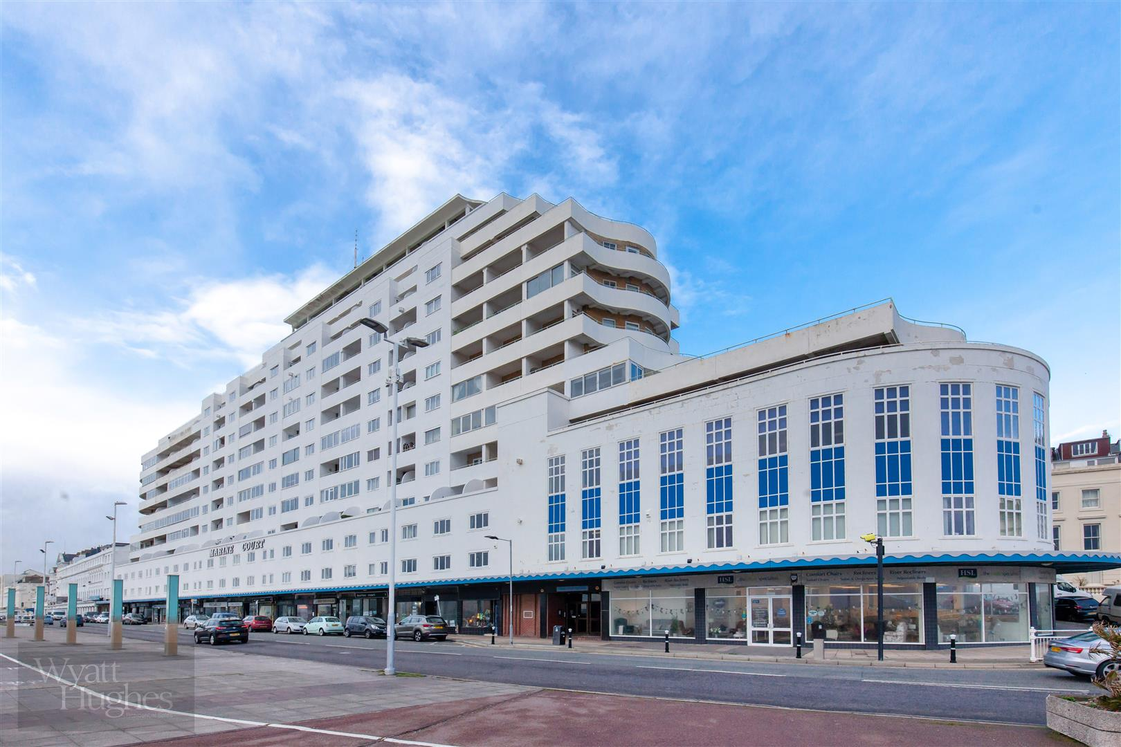 1 bed flat for sale in Marine Court, St. Leonards-On-Sea 0