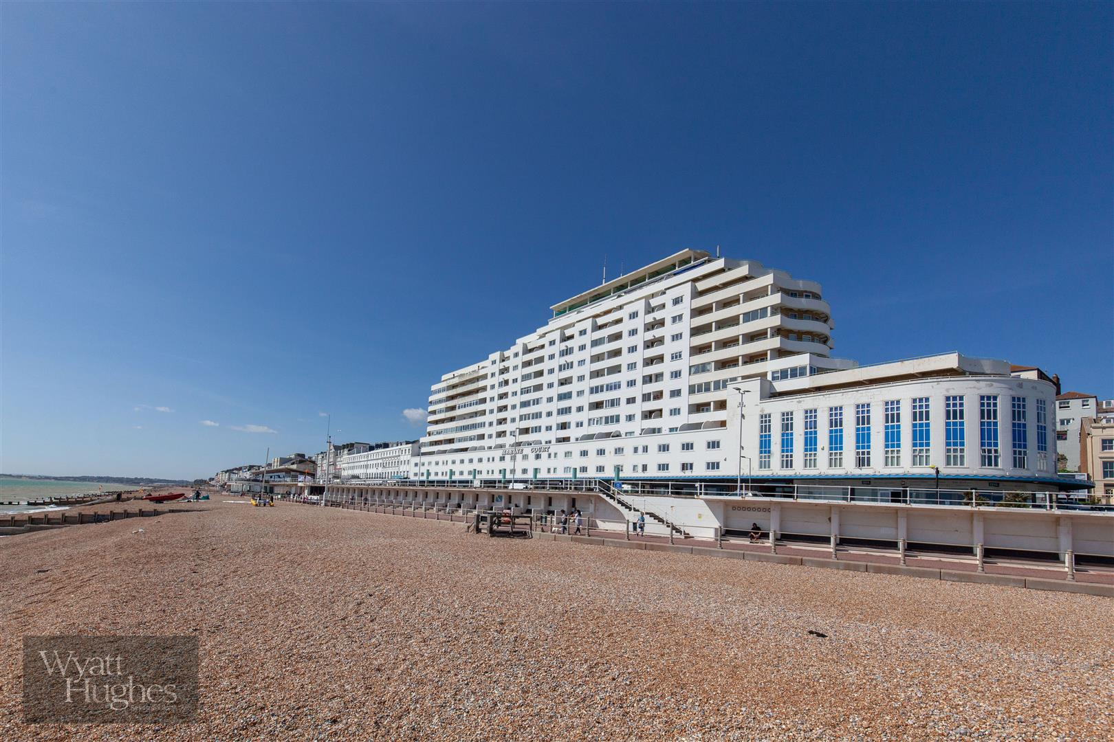 1 bed flat for sale in Marine Court, St. Leonards-On-Sea 1