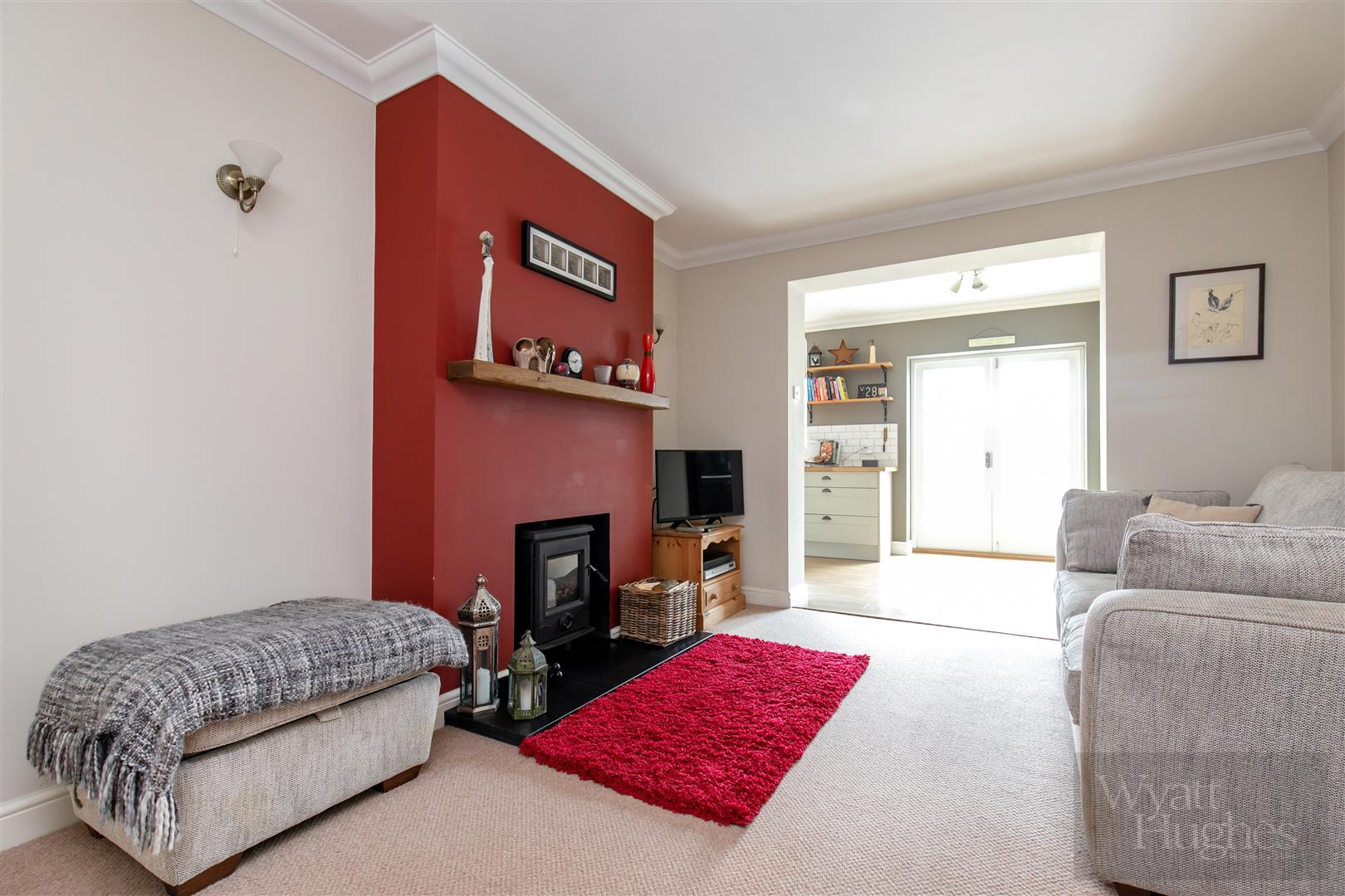 3 bed detached house for sale in The Green, Ninfield 9