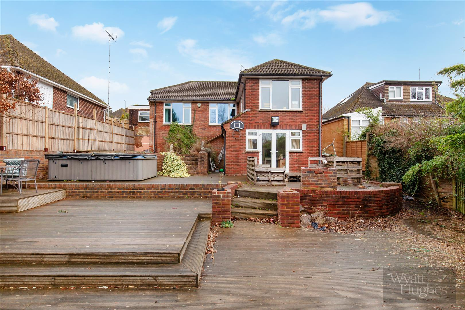 4 bed detached bungalow for sale in Gorselands, Battle 23