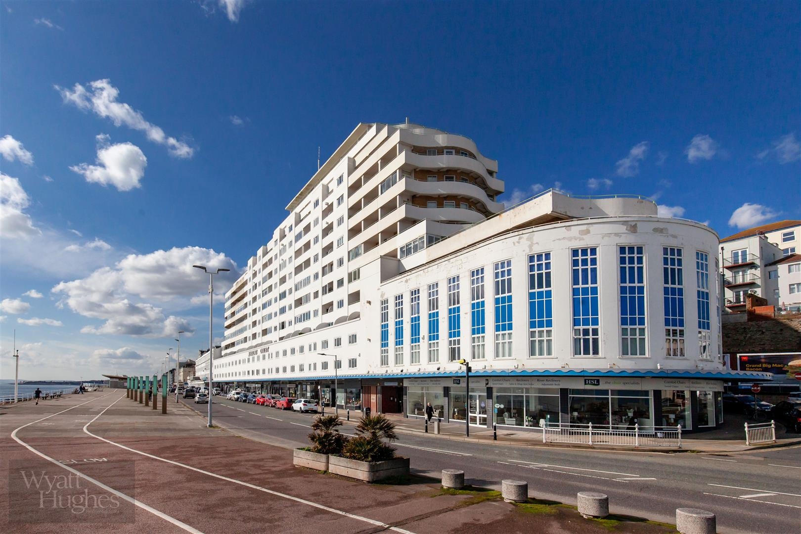 1 bed flat for sale in Marine Court, St. Leonards-On-Sea, TN38
