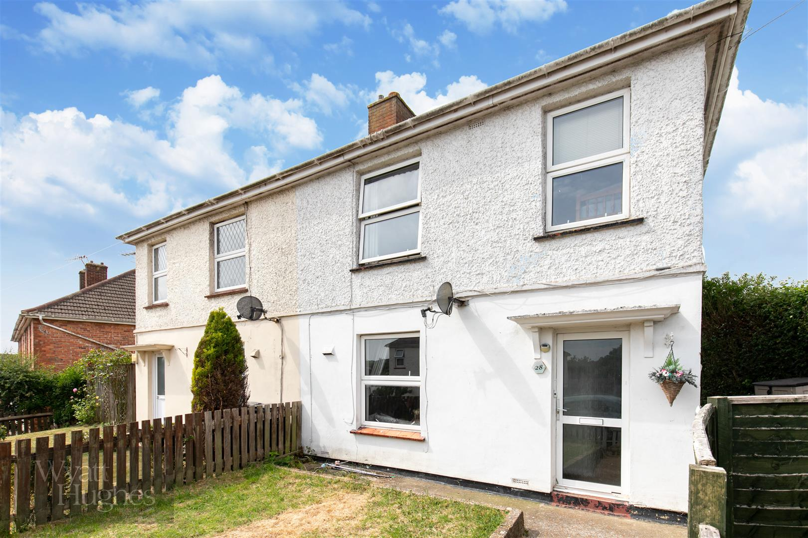3 bed semi-detached house for sale in Willingdon Avenue, St. Leonards-On-Sea  - Property Image 1