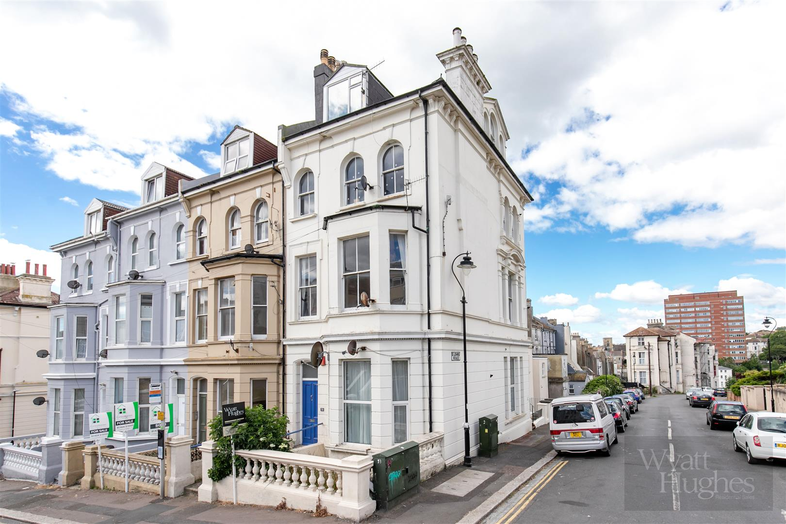 2 bed flat for sale in Church Road, St. Leonards-On-Sea, TN37
