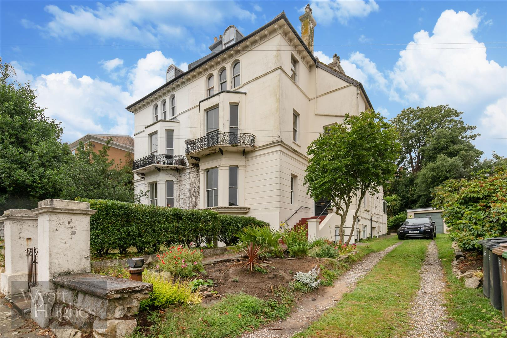 2 bed flat for sale in Pevensey Road, St. Leonards-On-Sea, TN38