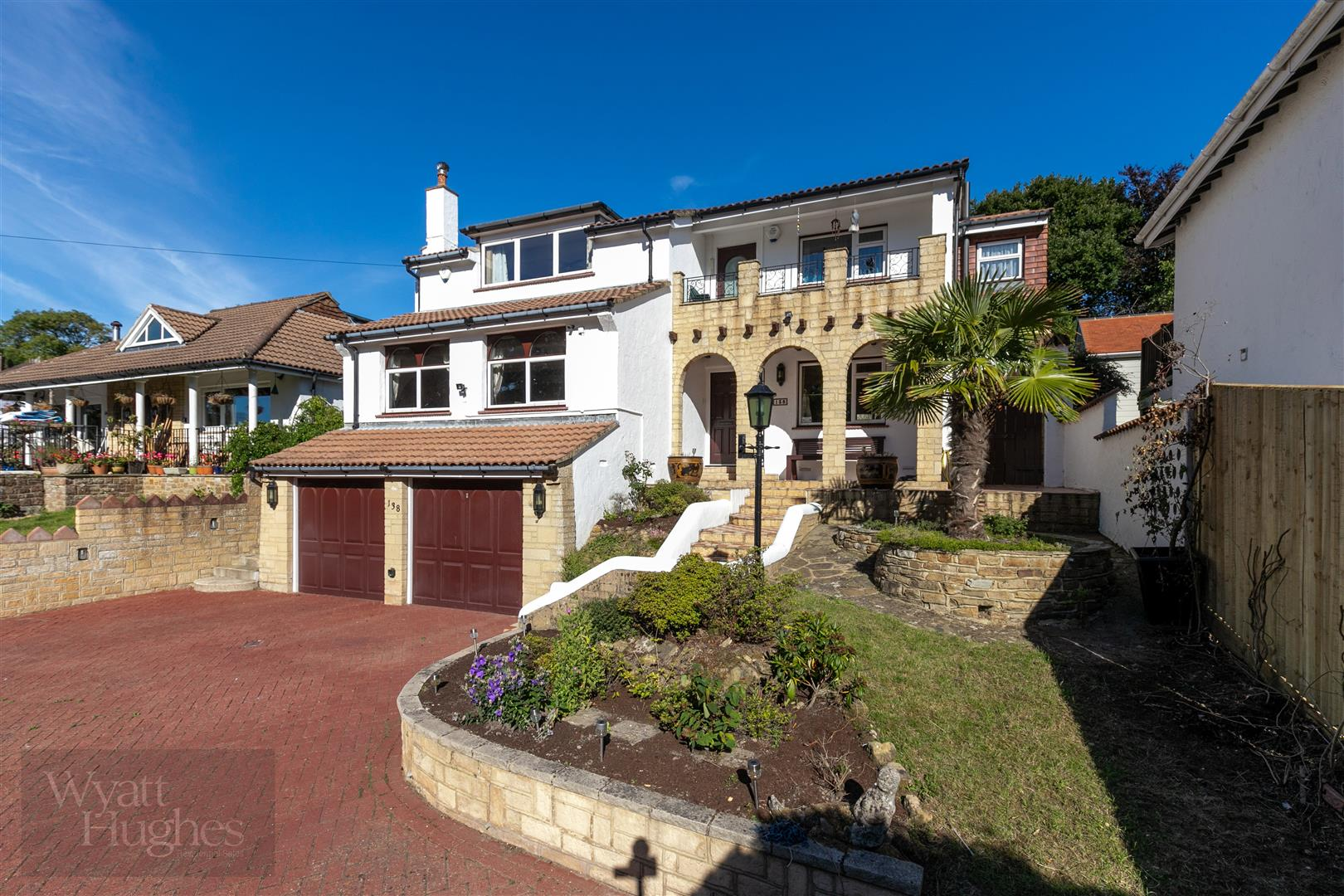 4 bed detached house for sale in St. Helens Park Road, Hastings  - Property Image 1