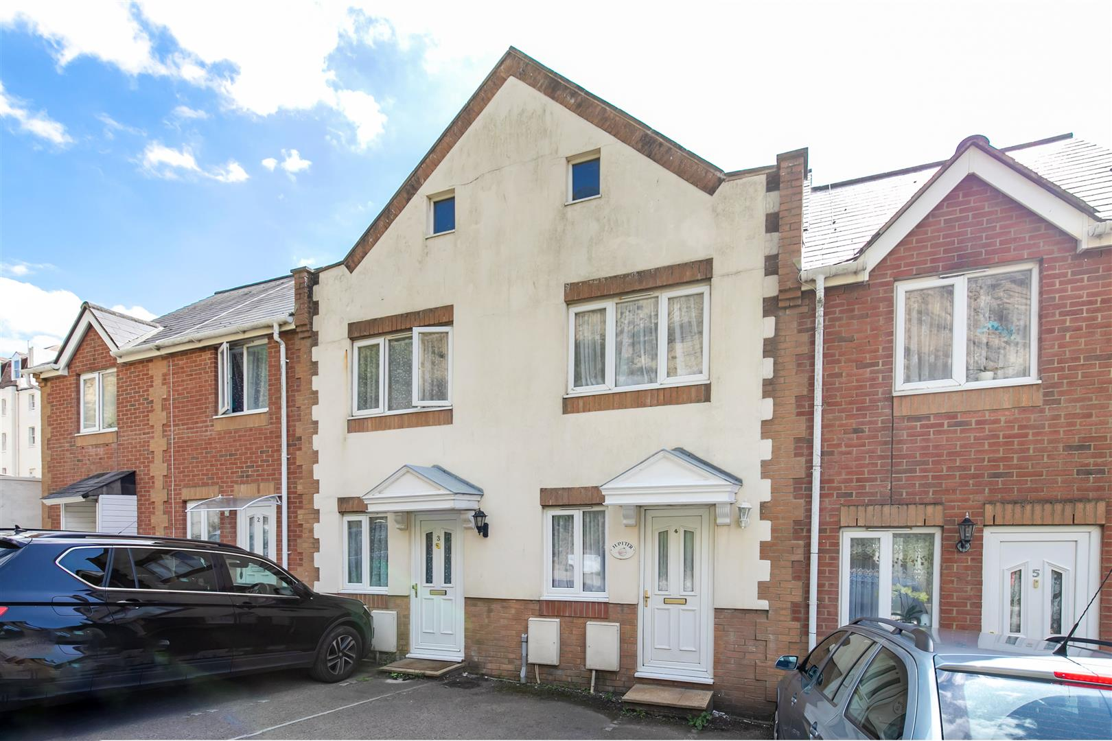 2 bed terraced-house for sale in Caves Road, St. Leonards-On-Sea, TN38