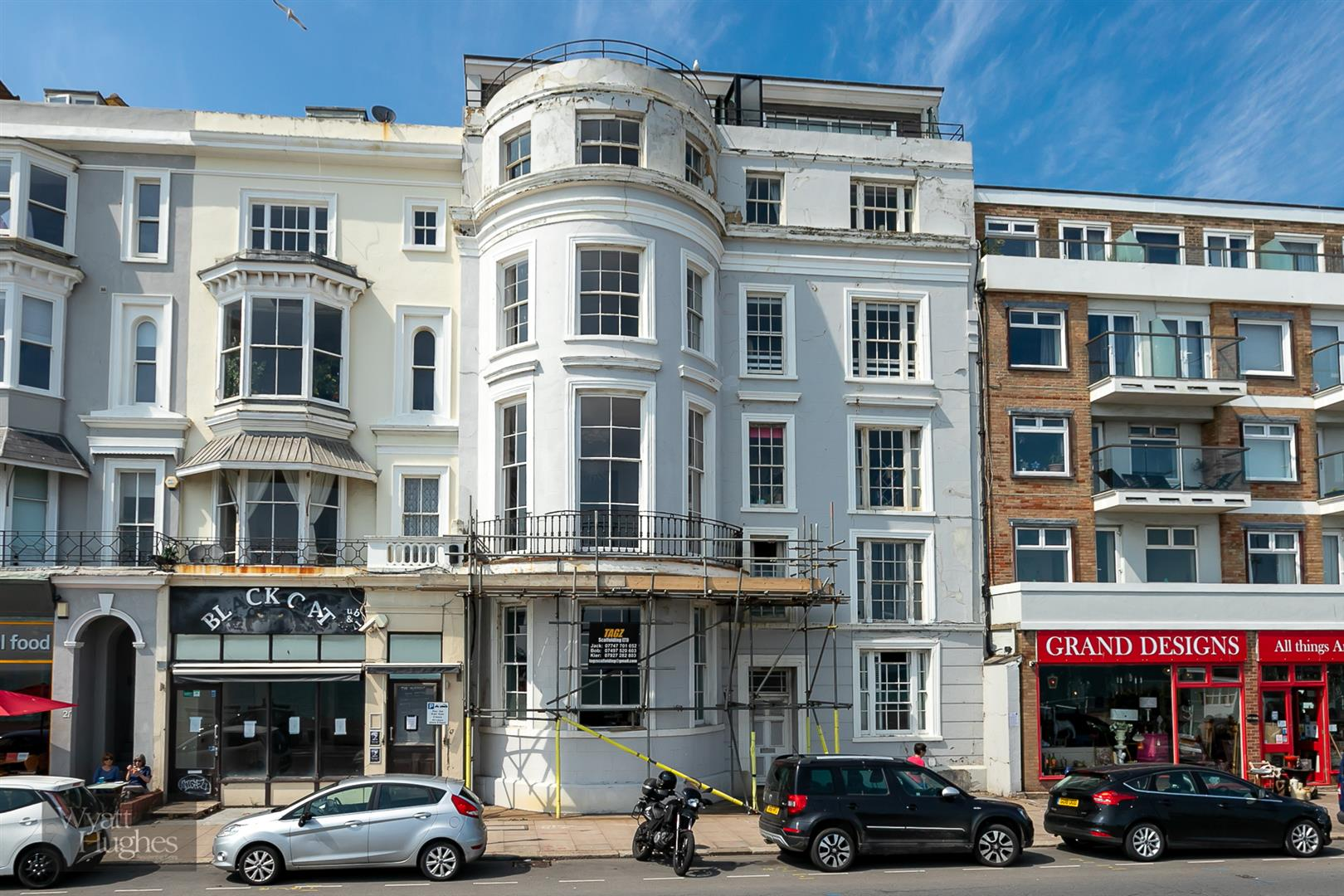 2 bed flat for sale in Grand Parade, St. Leonards-On-Sea, TN37