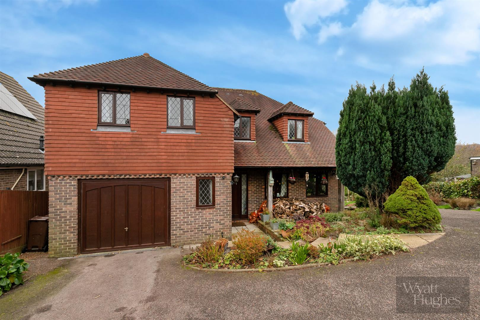 4 bed detached-house for sale in Pett Road, Hastings, TN35