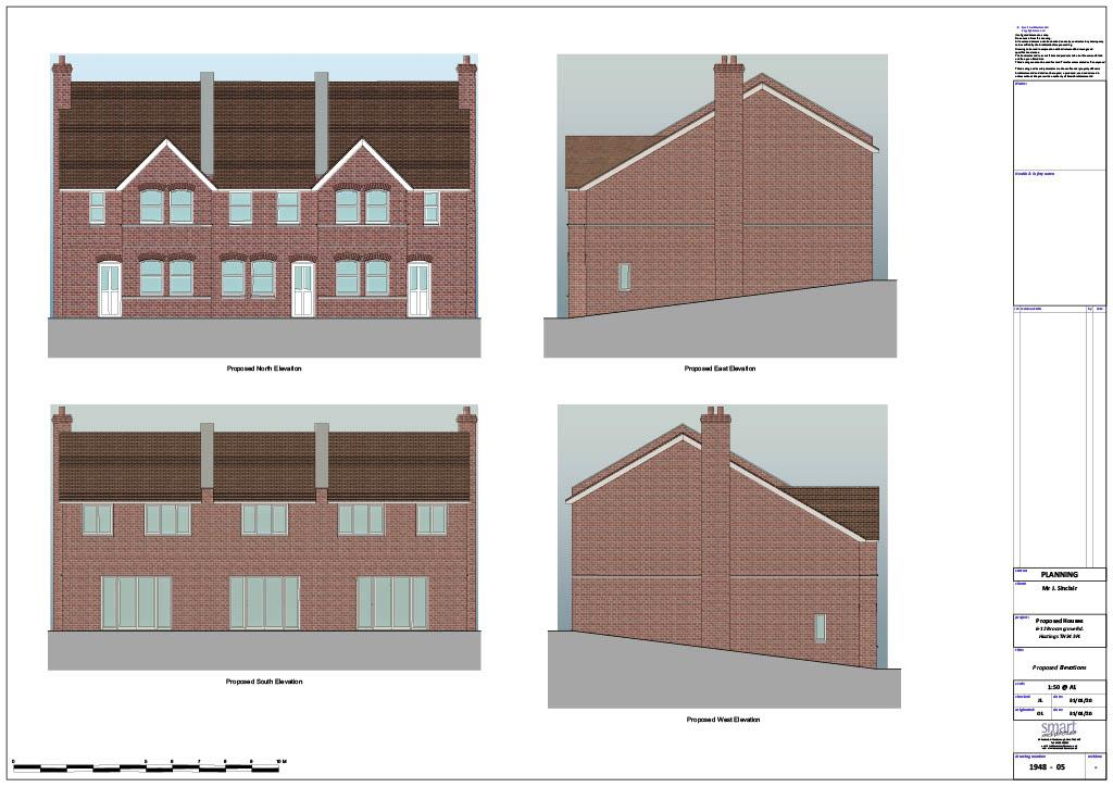 Plot for sale in Broomgrove Road, Hastings, TN34