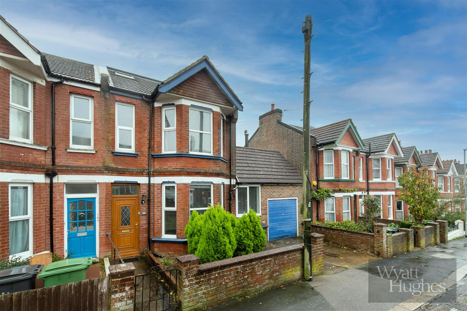 3 bed semi-detached-house for sale in Edmund Road, Hastings, TN35