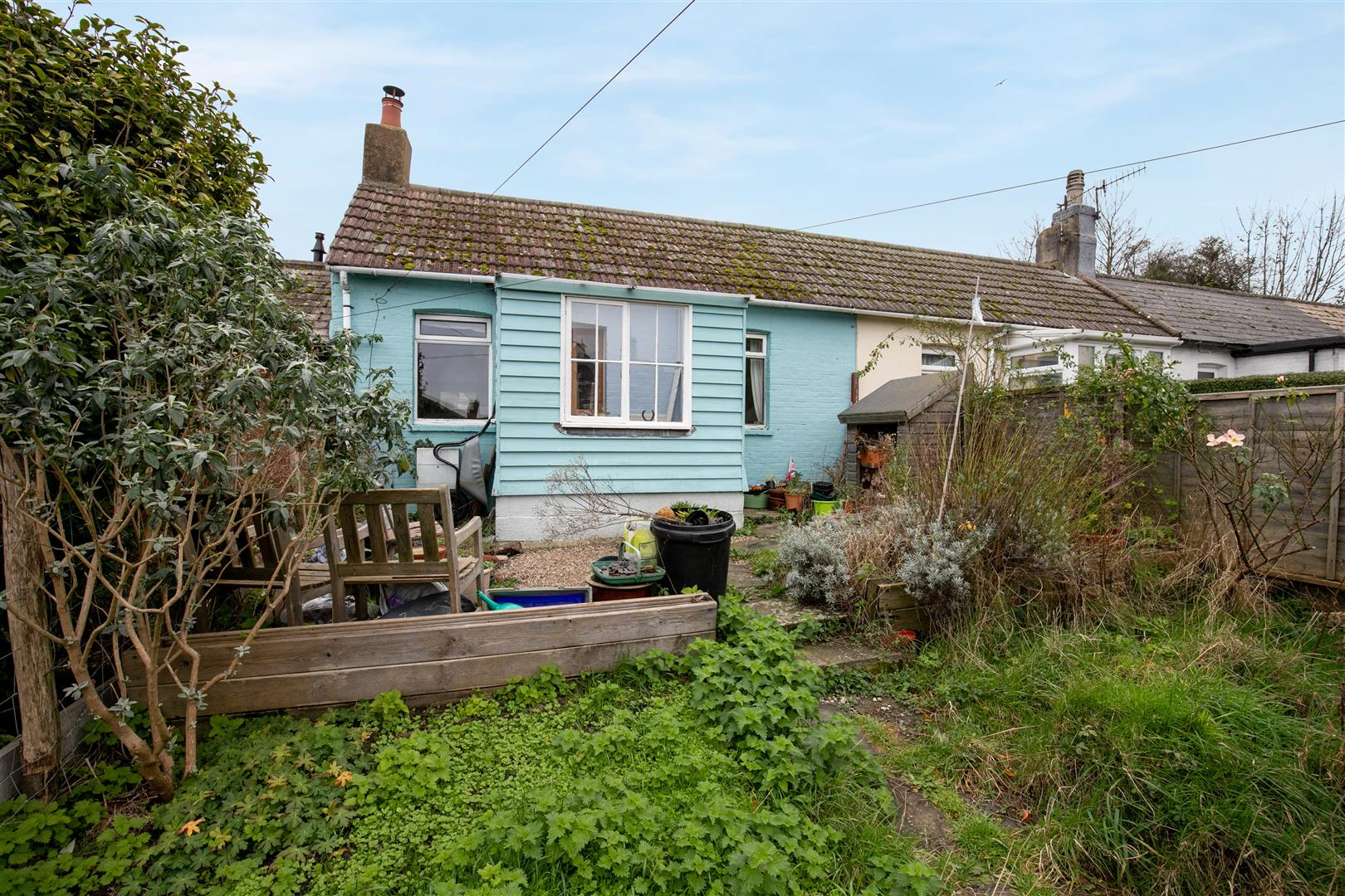 2 bed bungalow for sale in Fairlight Road, Hastings, TN35