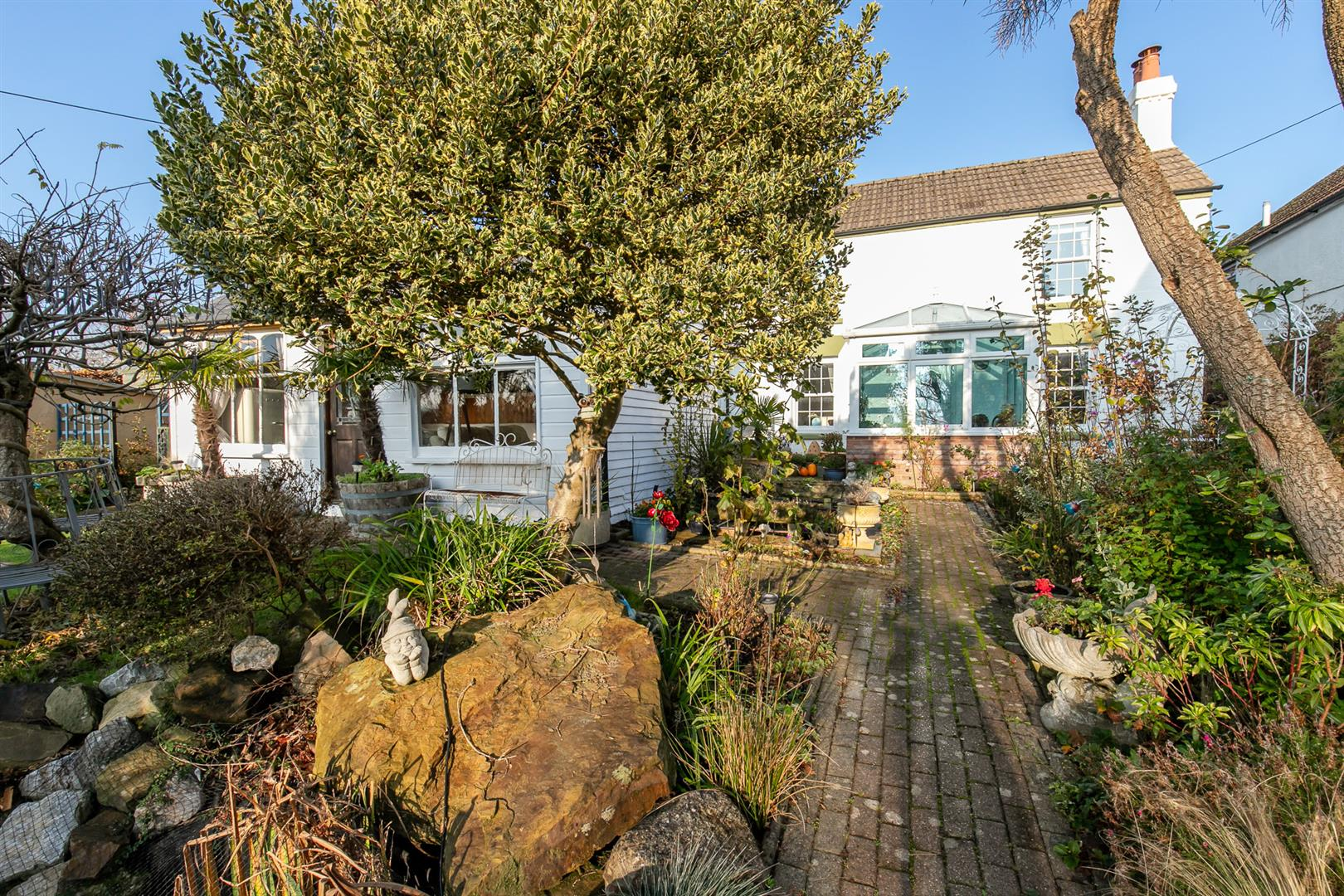 4 bed detached-house for sale in New Cut, Westfield, Hastings  - Property Image 1