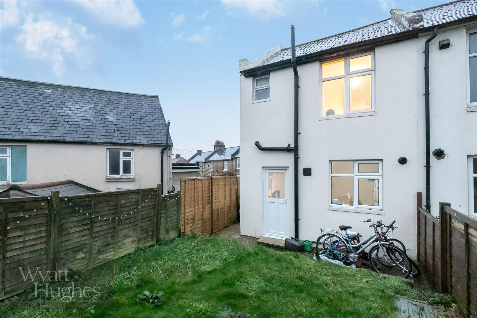2 bed end of terrace house for sale in Old Church Road, St. Leonards-On-Sea, TN38