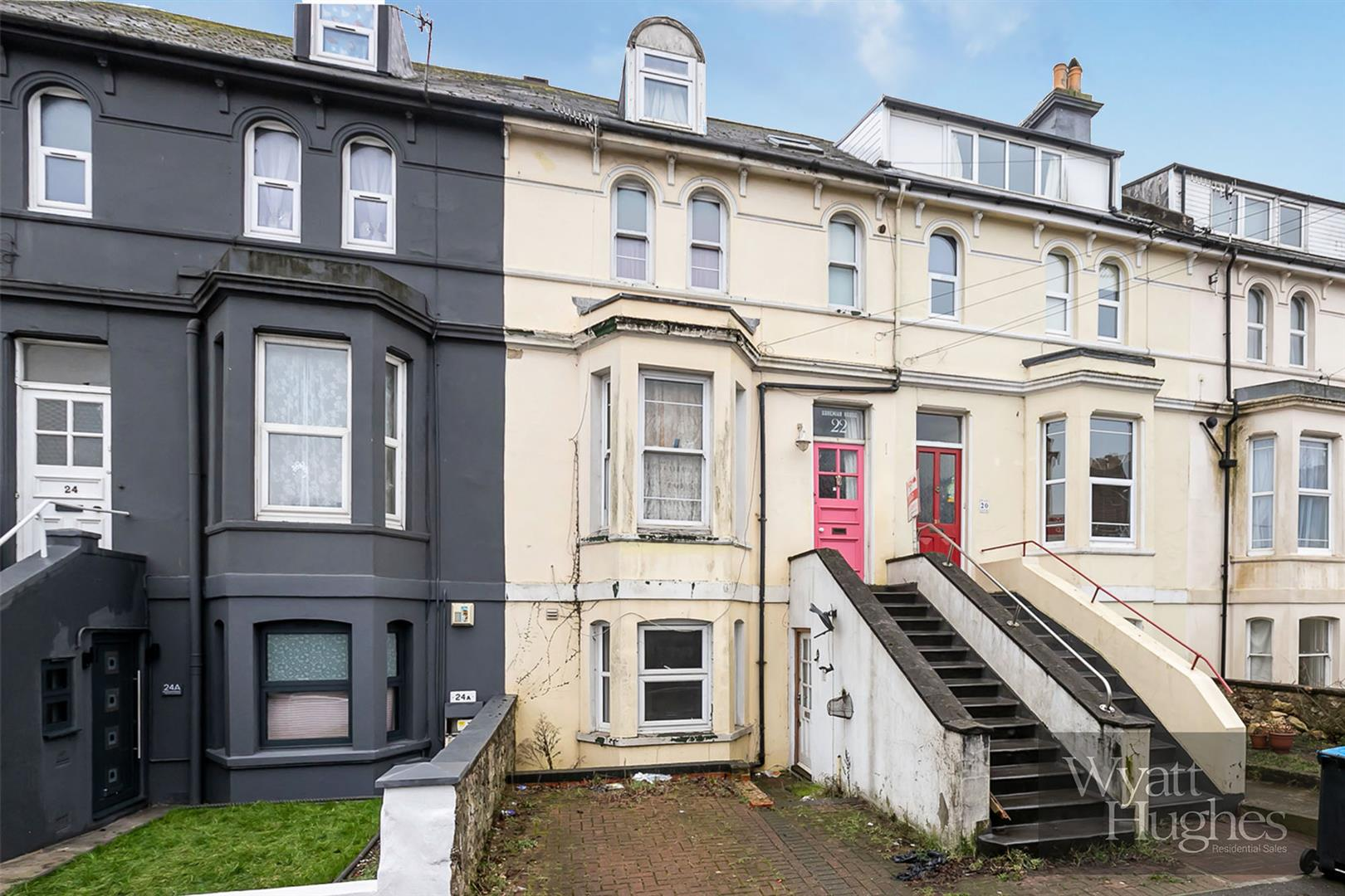 1 bed flat for sale in Bohemia Road, St. Leonards-On-Sea, TN37