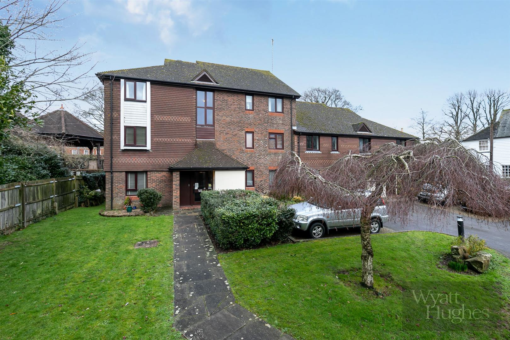 1 bed apartment for sale in Woodhams Close, Battle, TN33