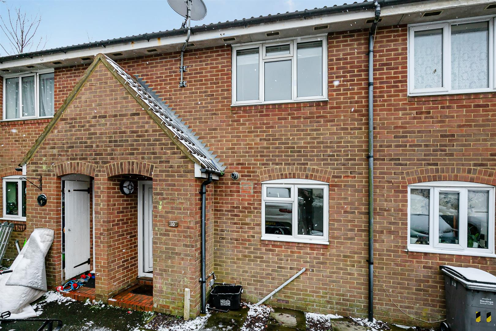 3 bed house for sale in St. Catherines Close, St. Leonards-On-Sea, TN37