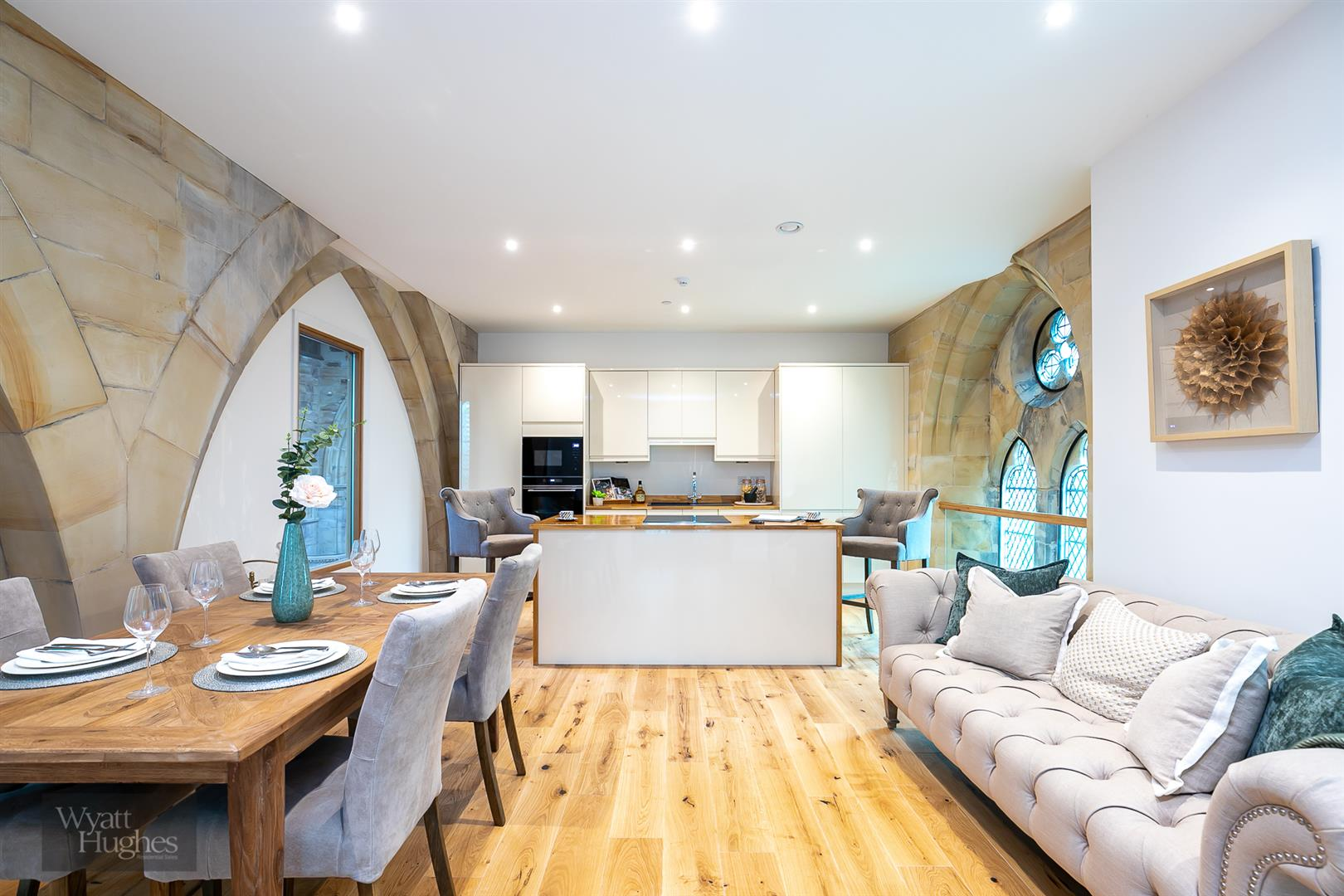 3 bed apartment for sale in All Saints Church, Hawkhurst, TN18