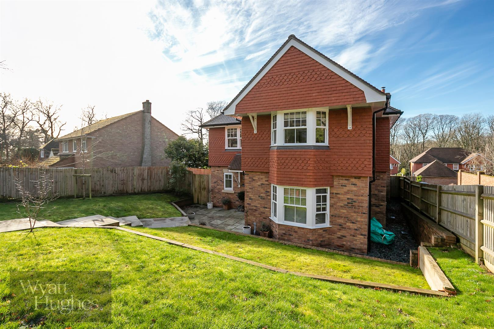 5 bed detached house for sale in Westwoods, Hastings, TN34