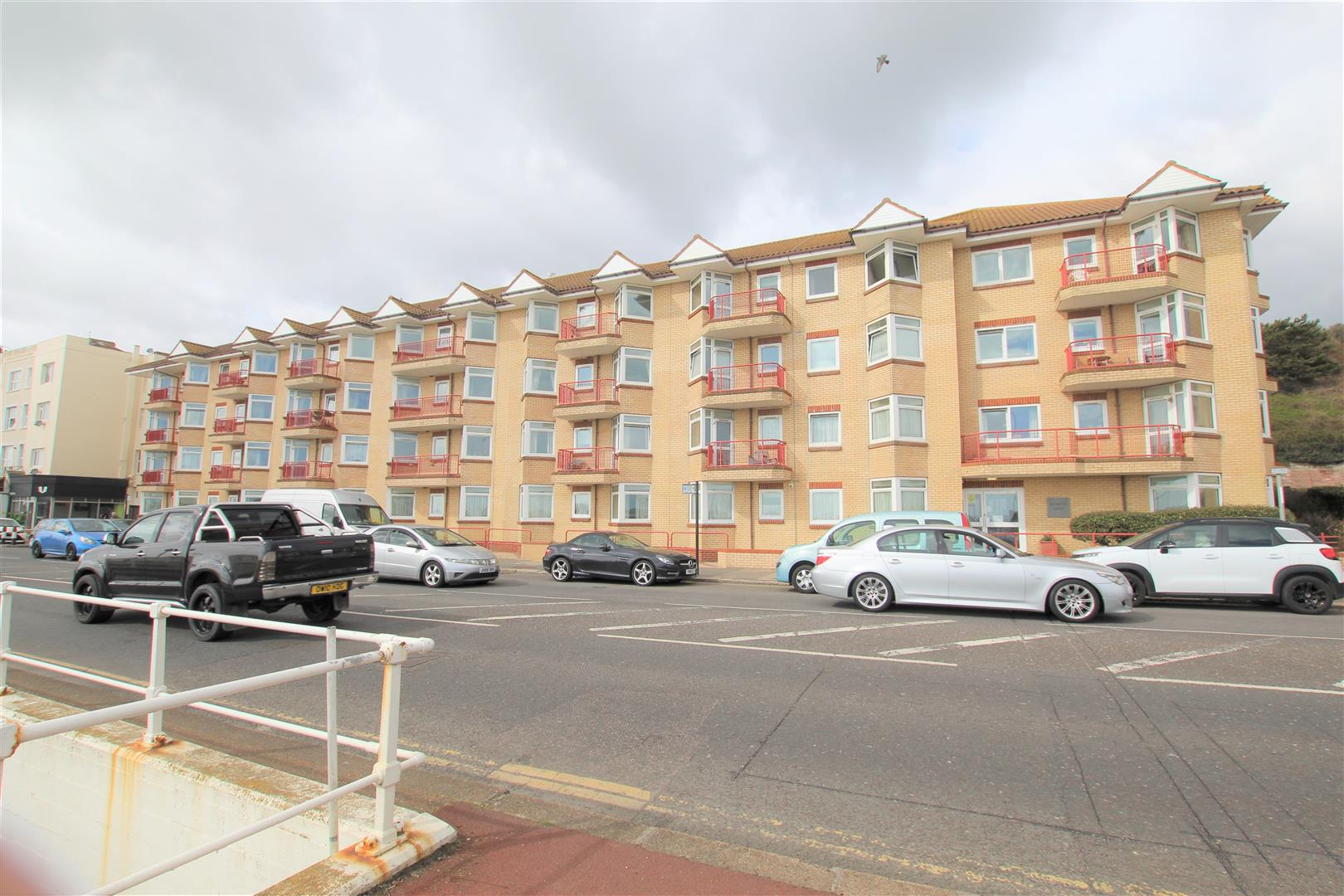 2 bed flat for sale in Verulam Place, St. Leonards-On-Sea, TN37