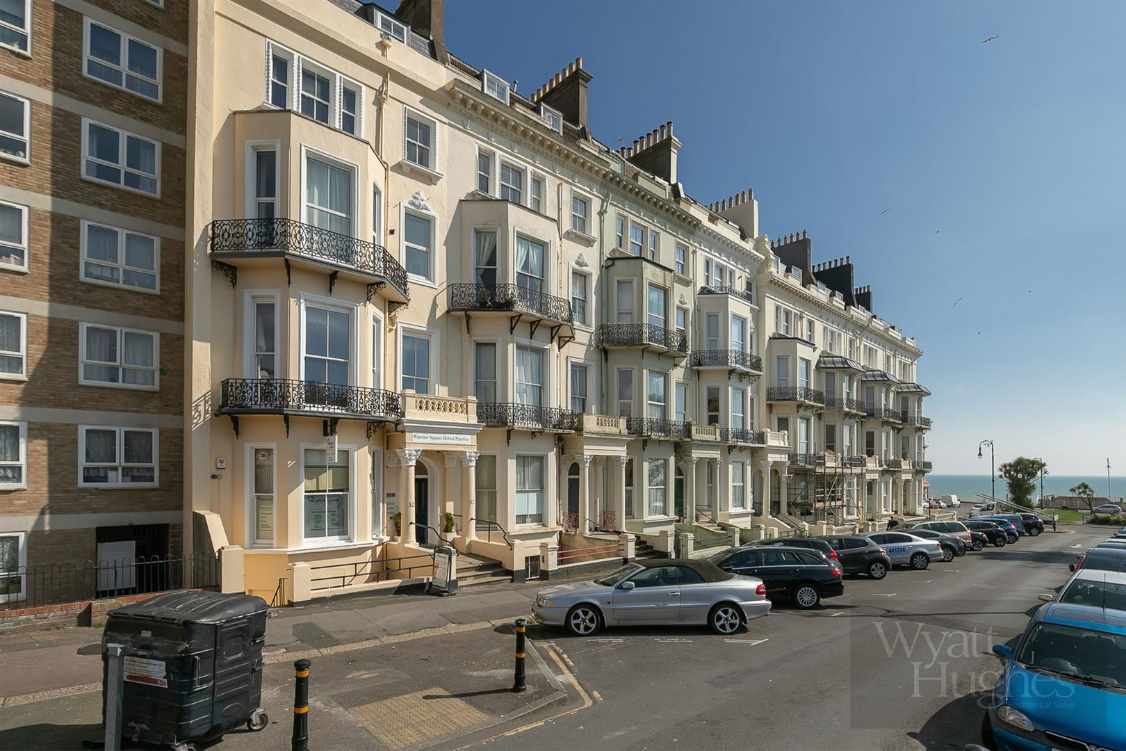 2 bed flat for sale in Warrior Square, St. Leonards-On-Sea, TN37